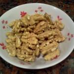 Coffee Walnut Fudge Cookies