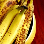 Tip of the Week: Ripe Bananas help prevent cancer