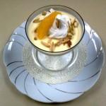 Crema a las Naranjas y Mandarinas (Orange Cream Dessert)
