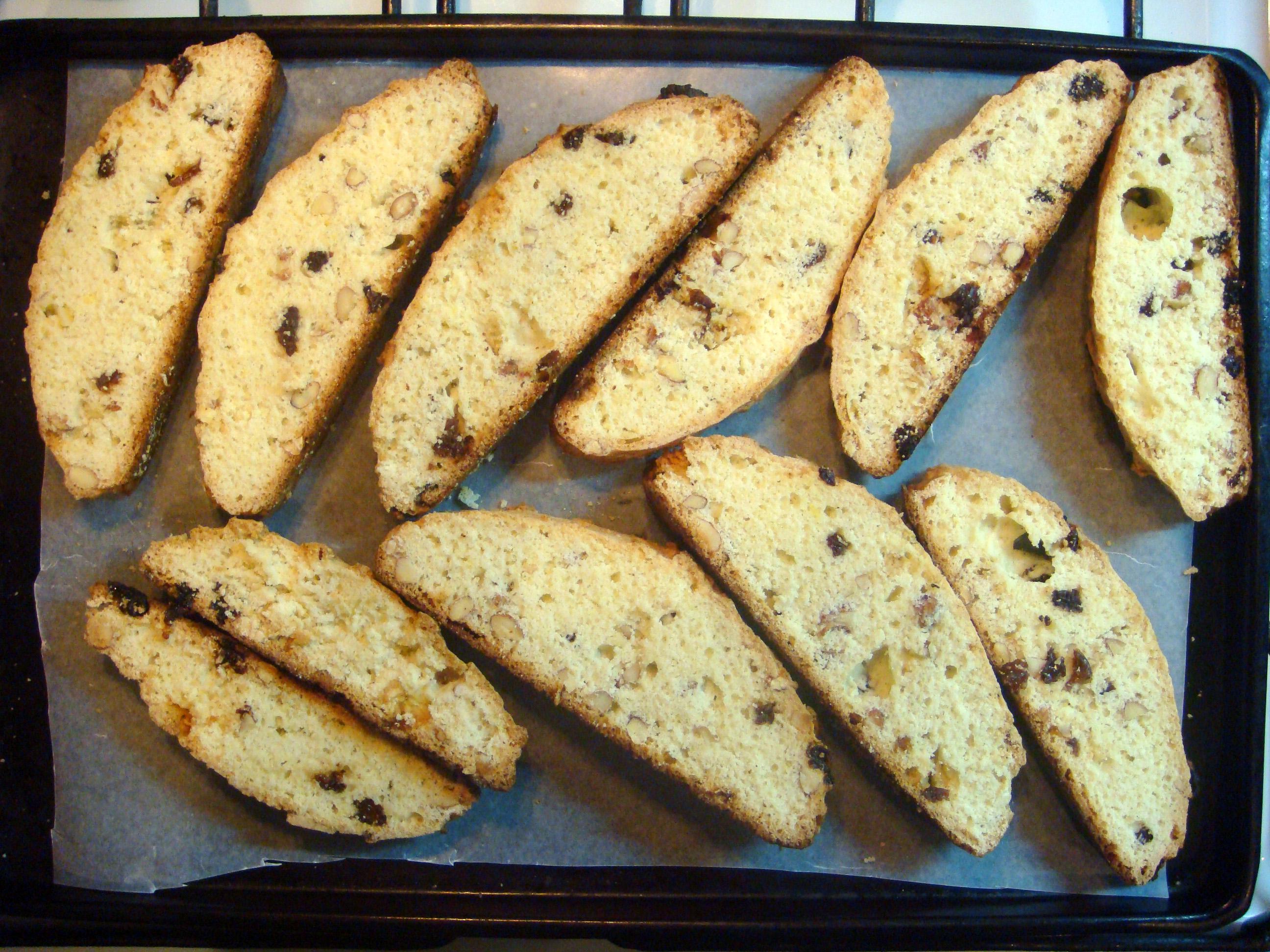 Almond & Raisin Biscotti1