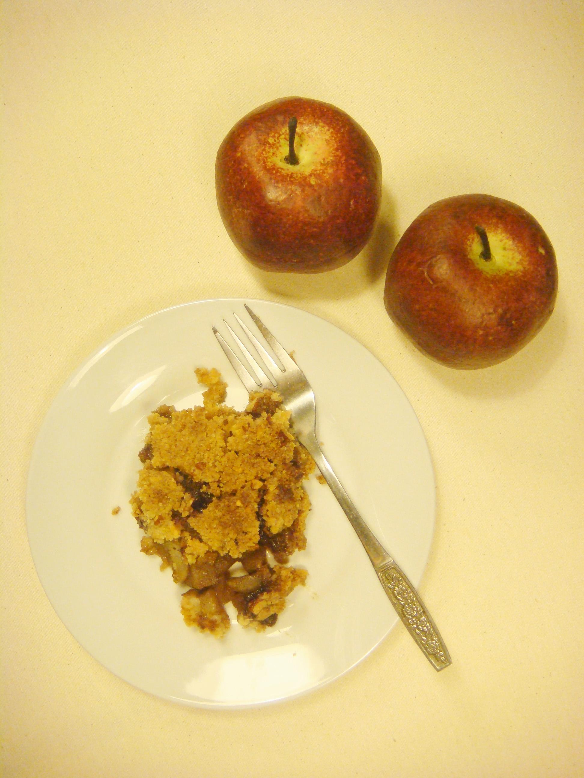 Apple Crumble1
