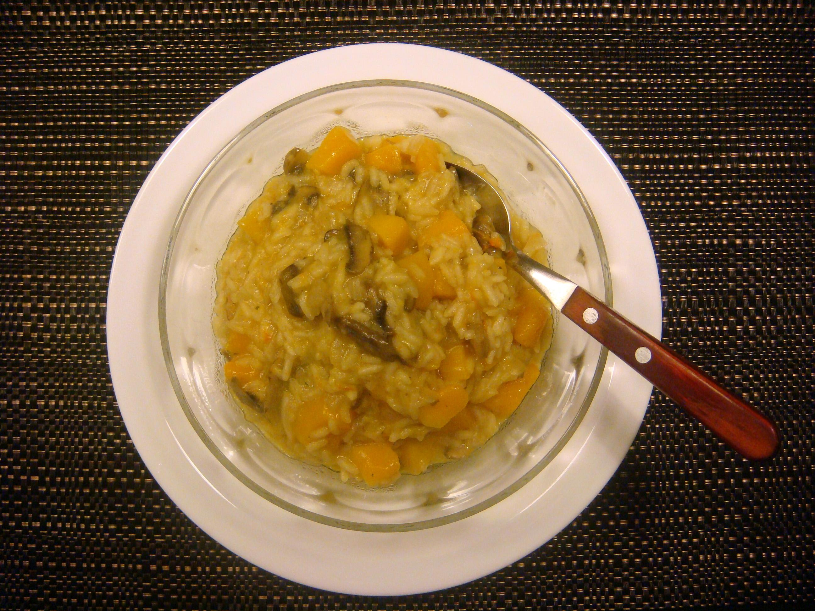 Butternut Squash Risotto2