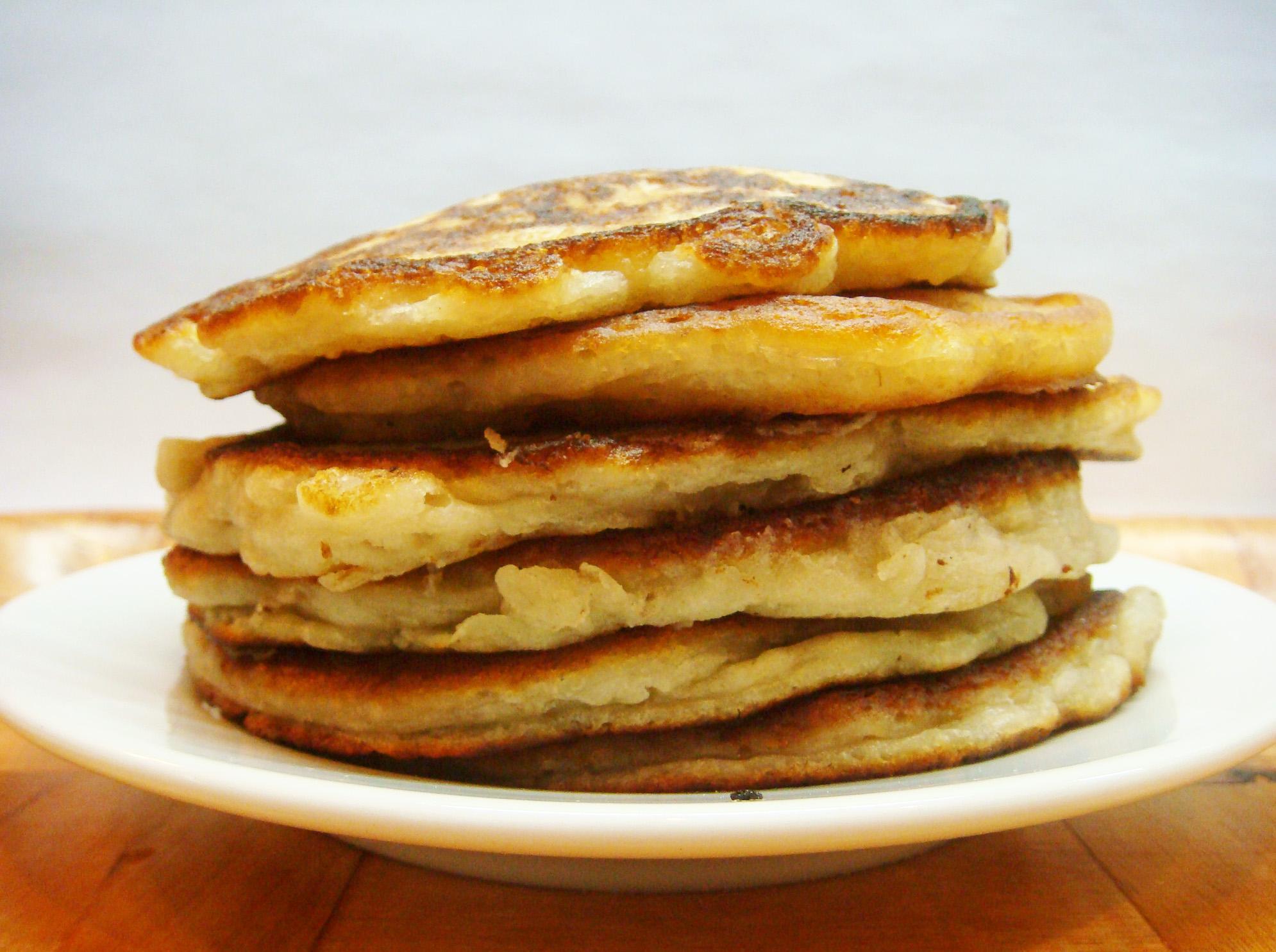 Banana Pancakes - Dish by Dish