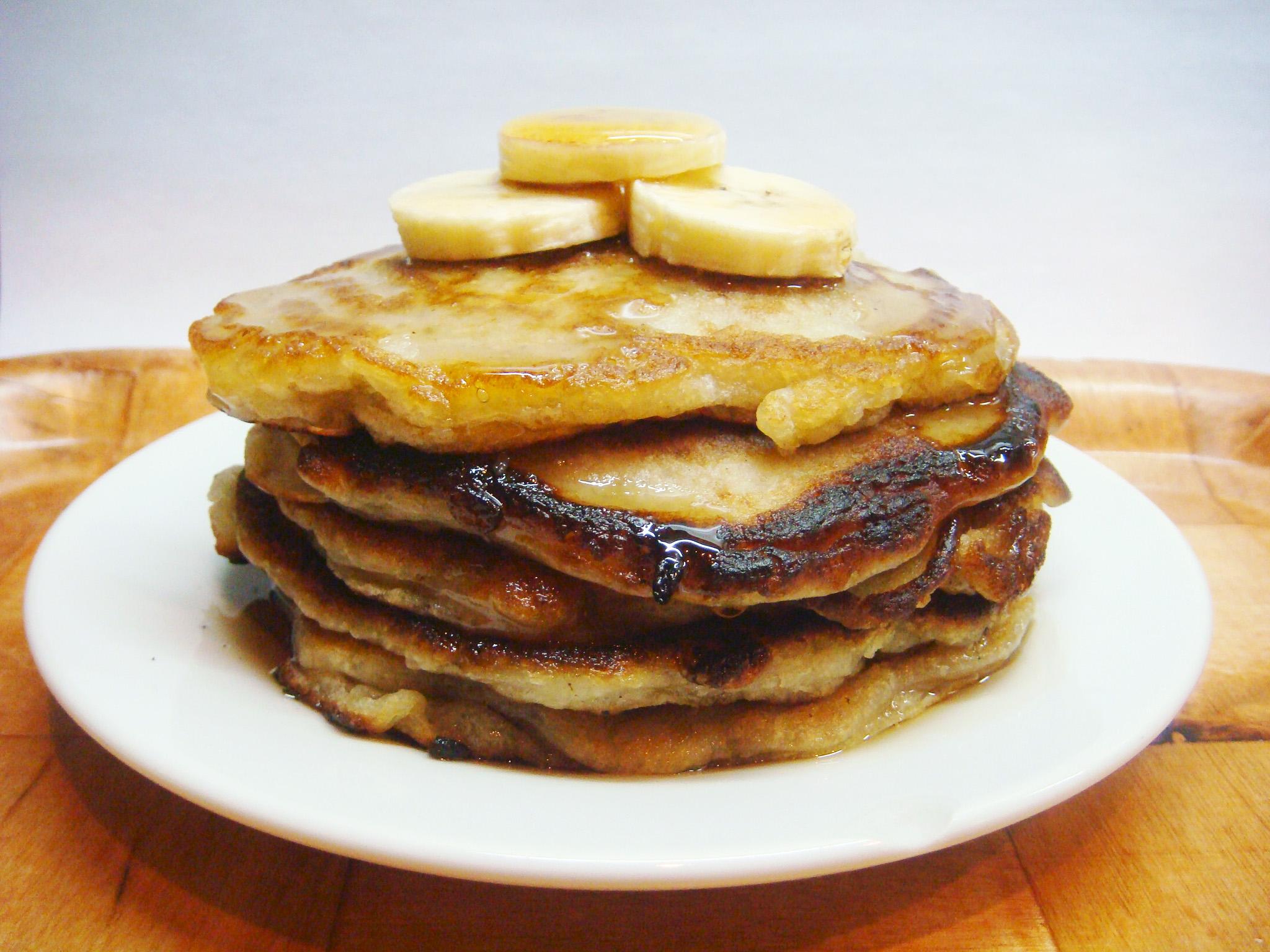 Banana pancakes4