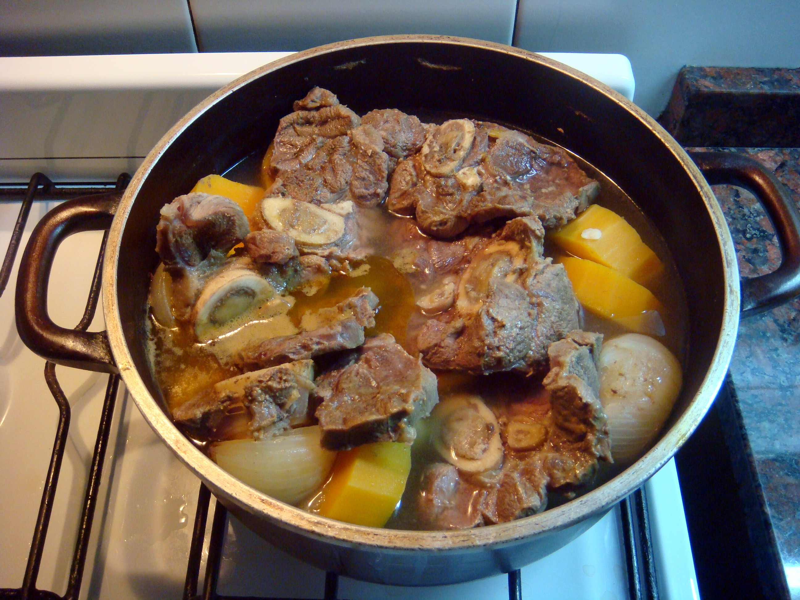 Beef & Vegetable stew3