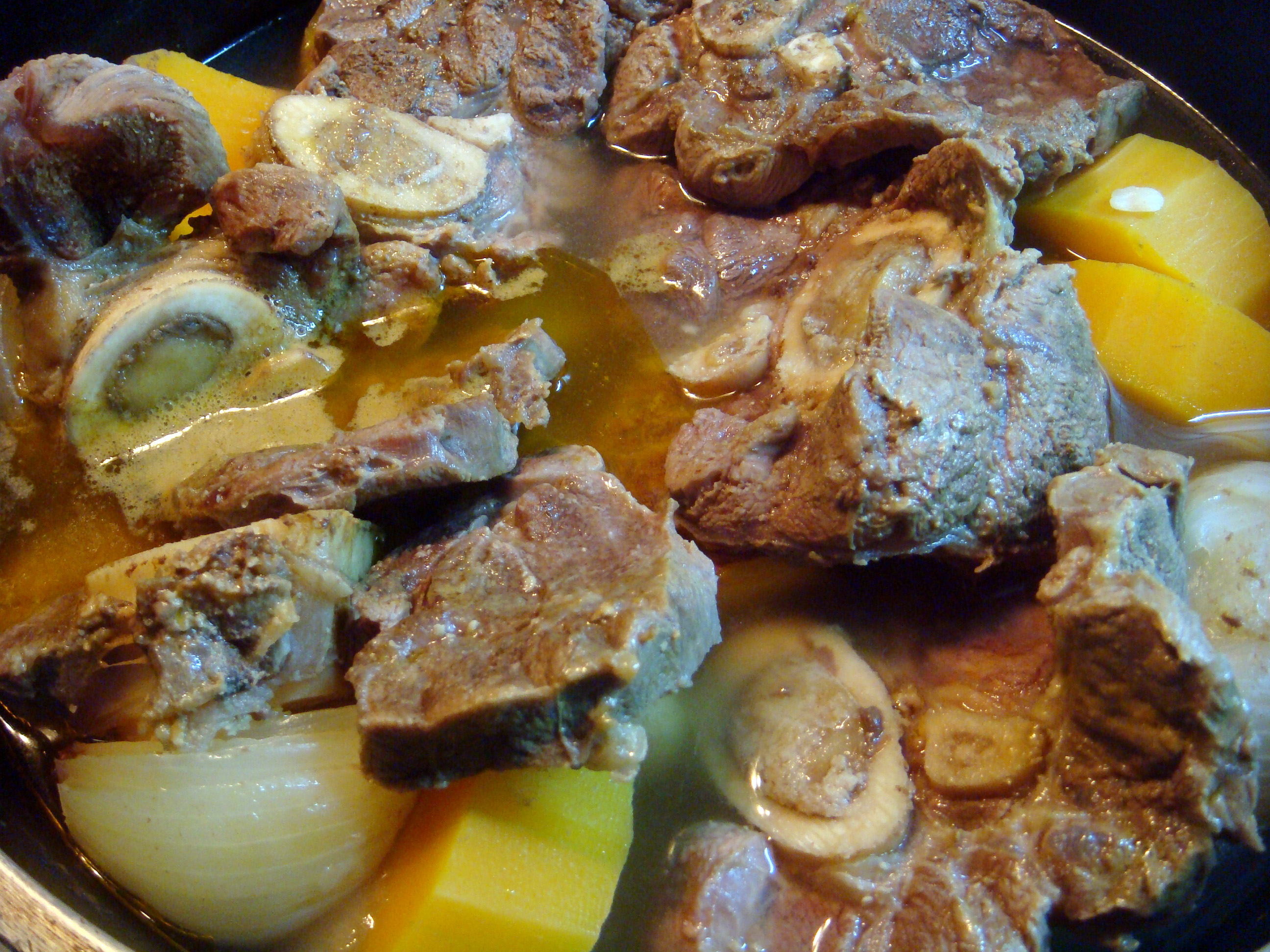 Beef & Vegetable stew4