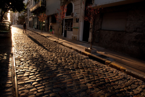 Cobbled Streets of San Telmo_Nat Geo by Michael S Lewis