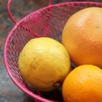 Grapefruit, Orange & Lemon Cooler