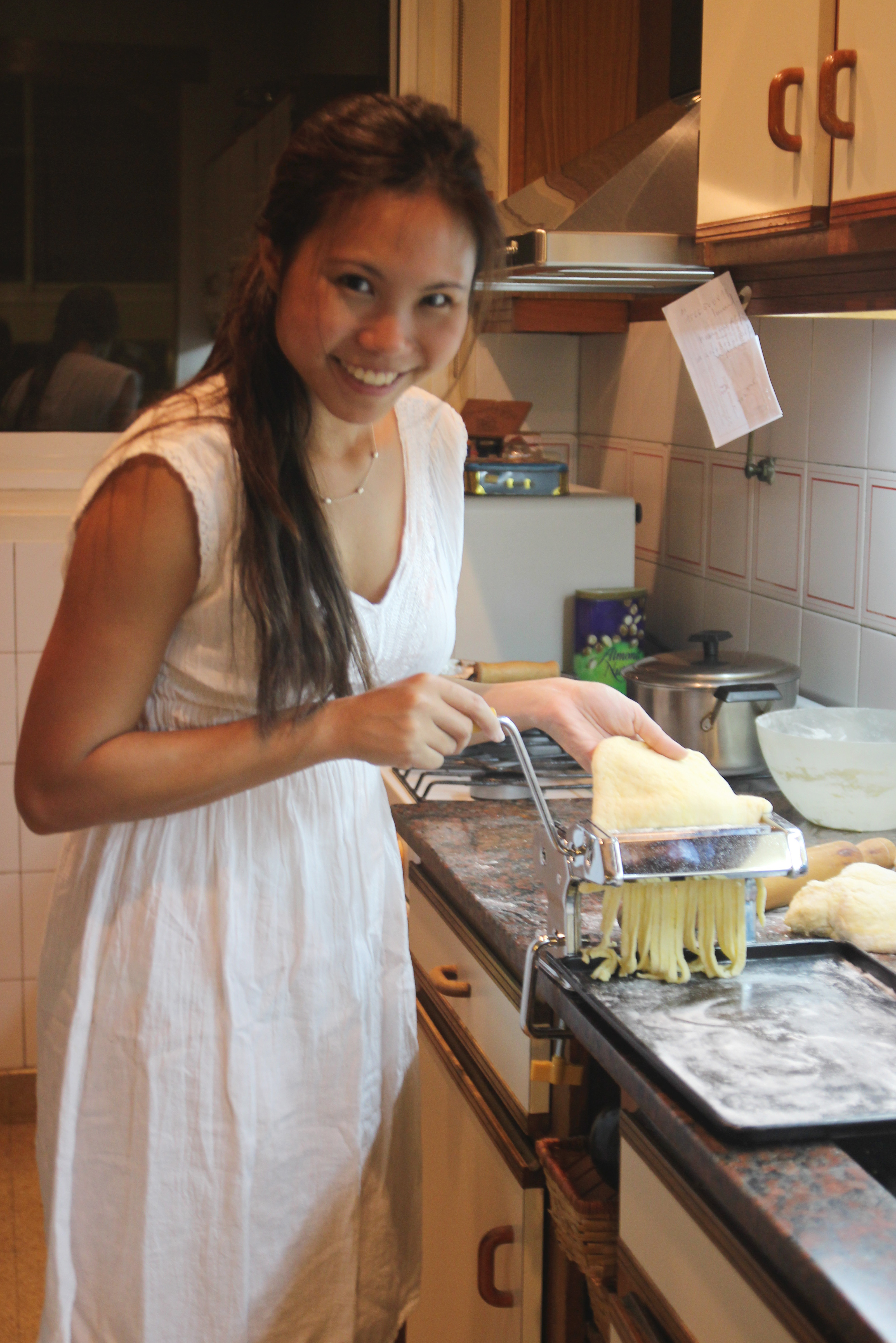 How to cook fresh pasta recipe