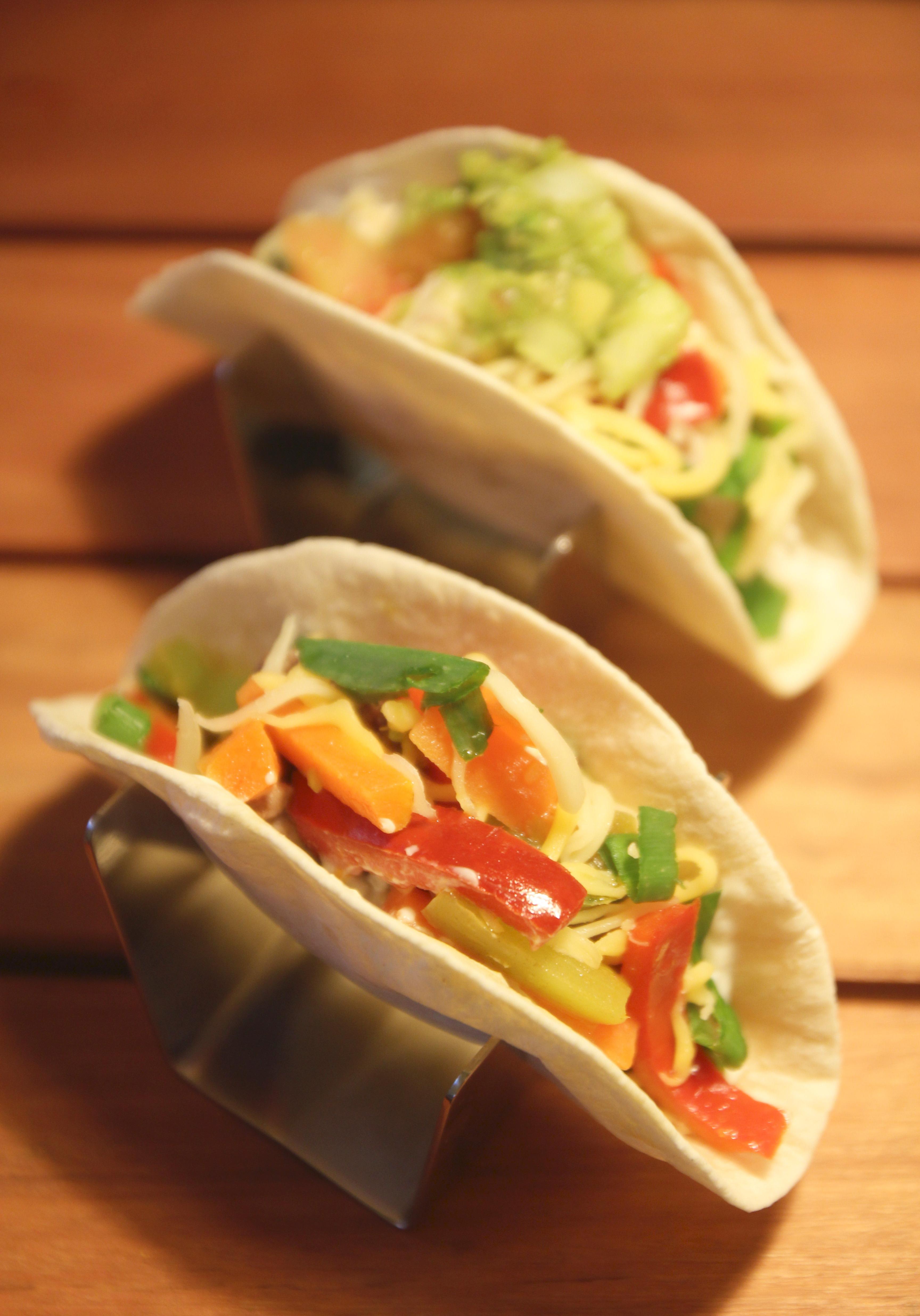 Beef & Chicken Tacos10