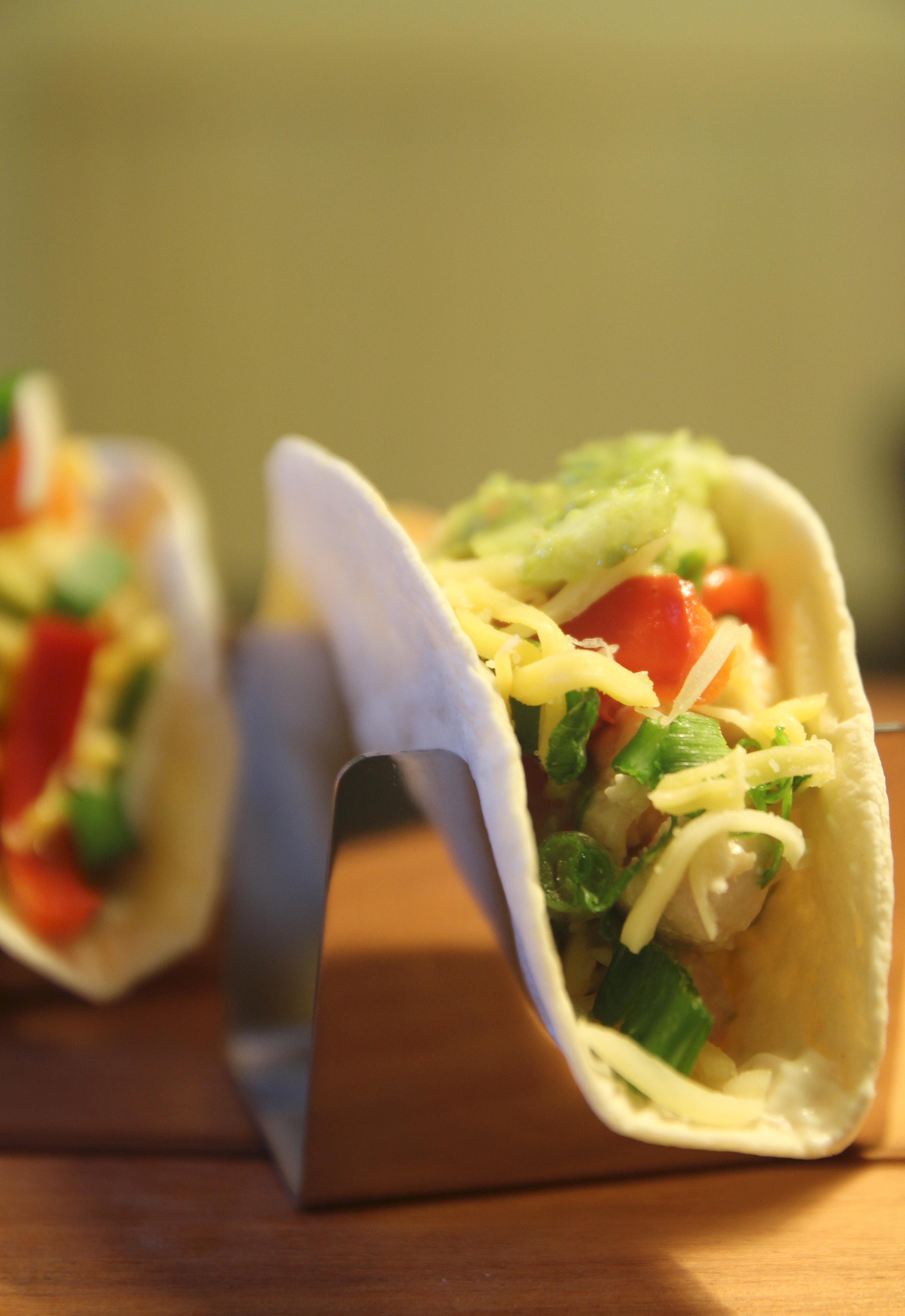 Beef & Chicken Tacos11