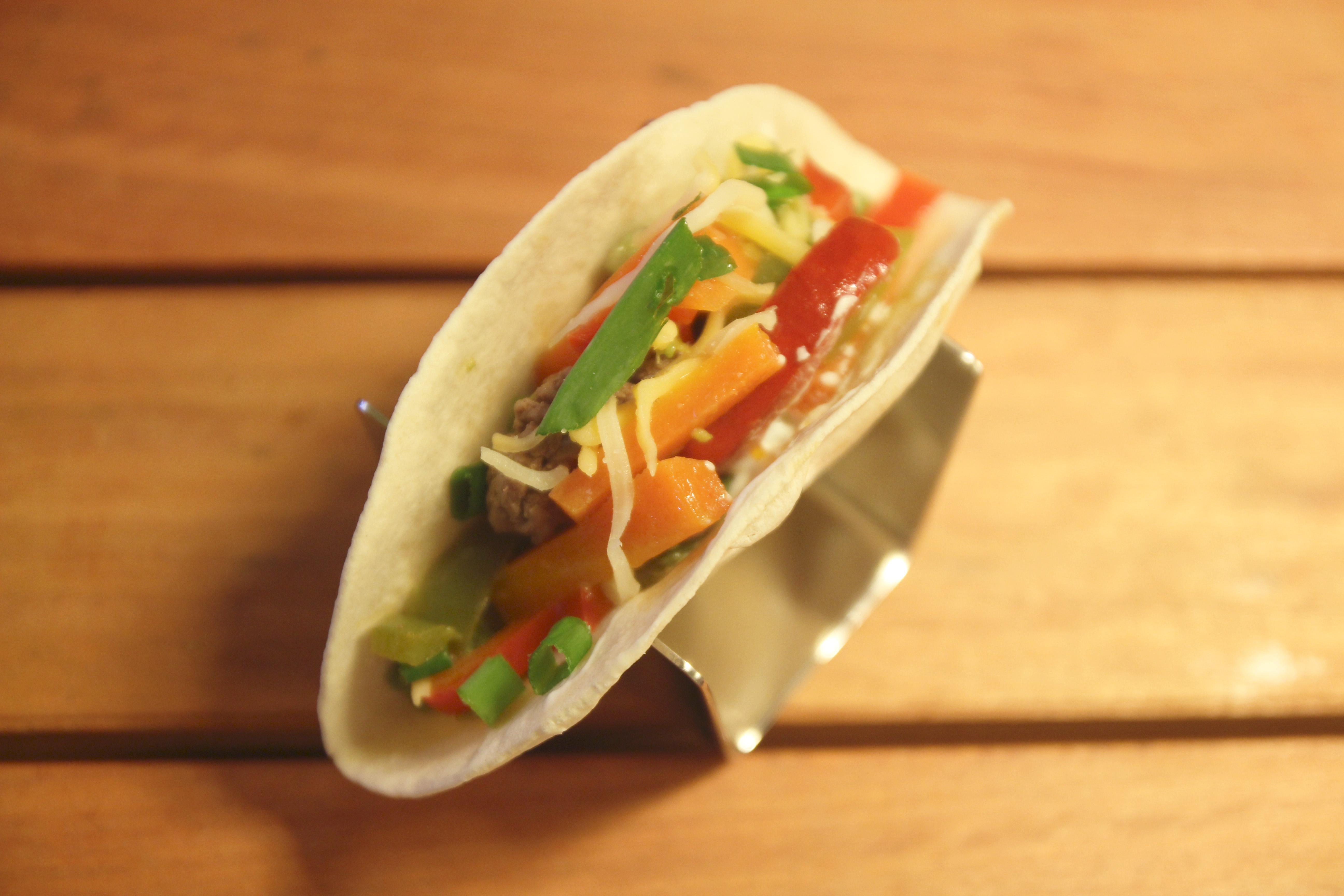 Beef & Chicken Tacos2