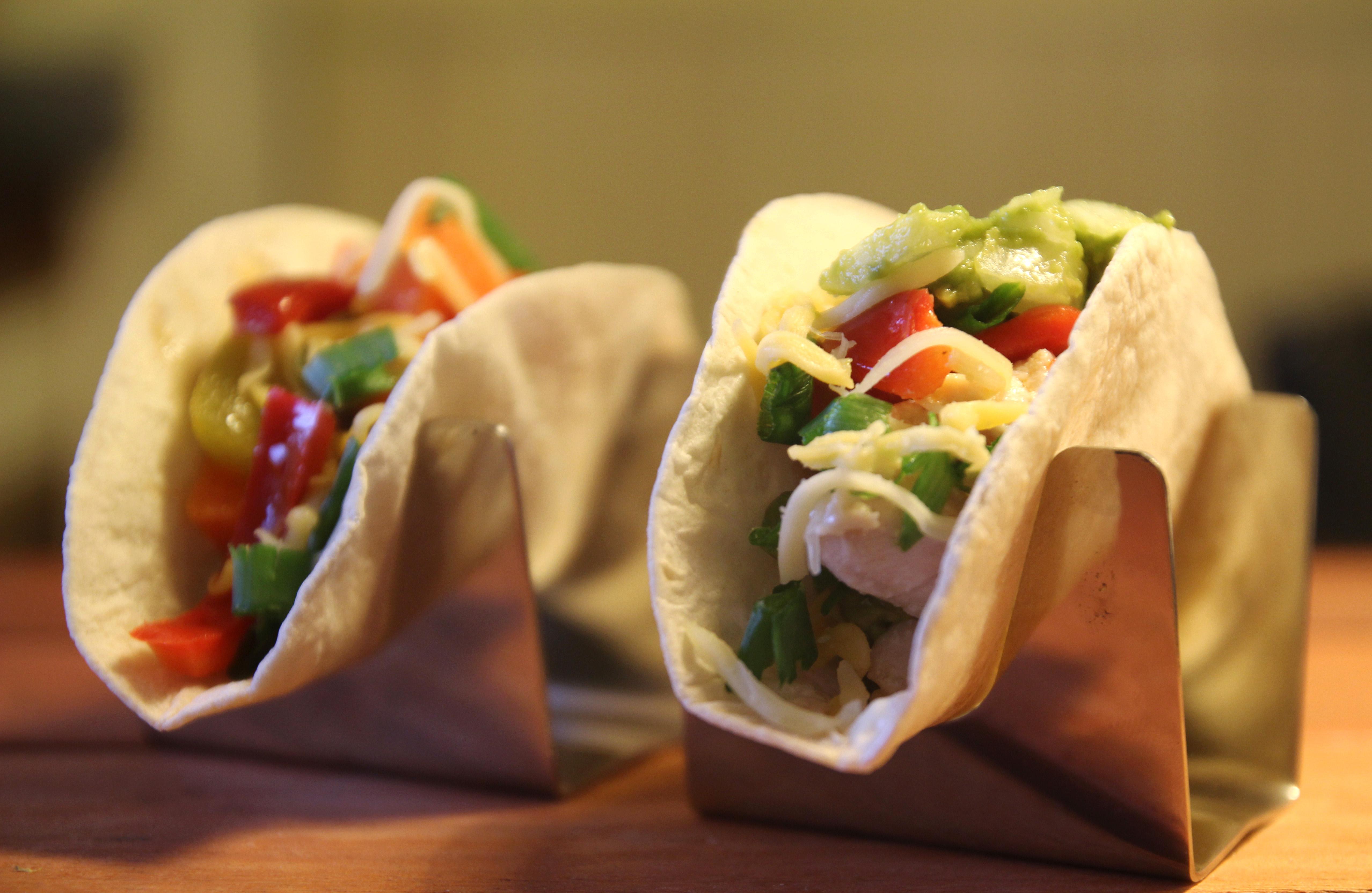 Beef & Chicken Tacos3