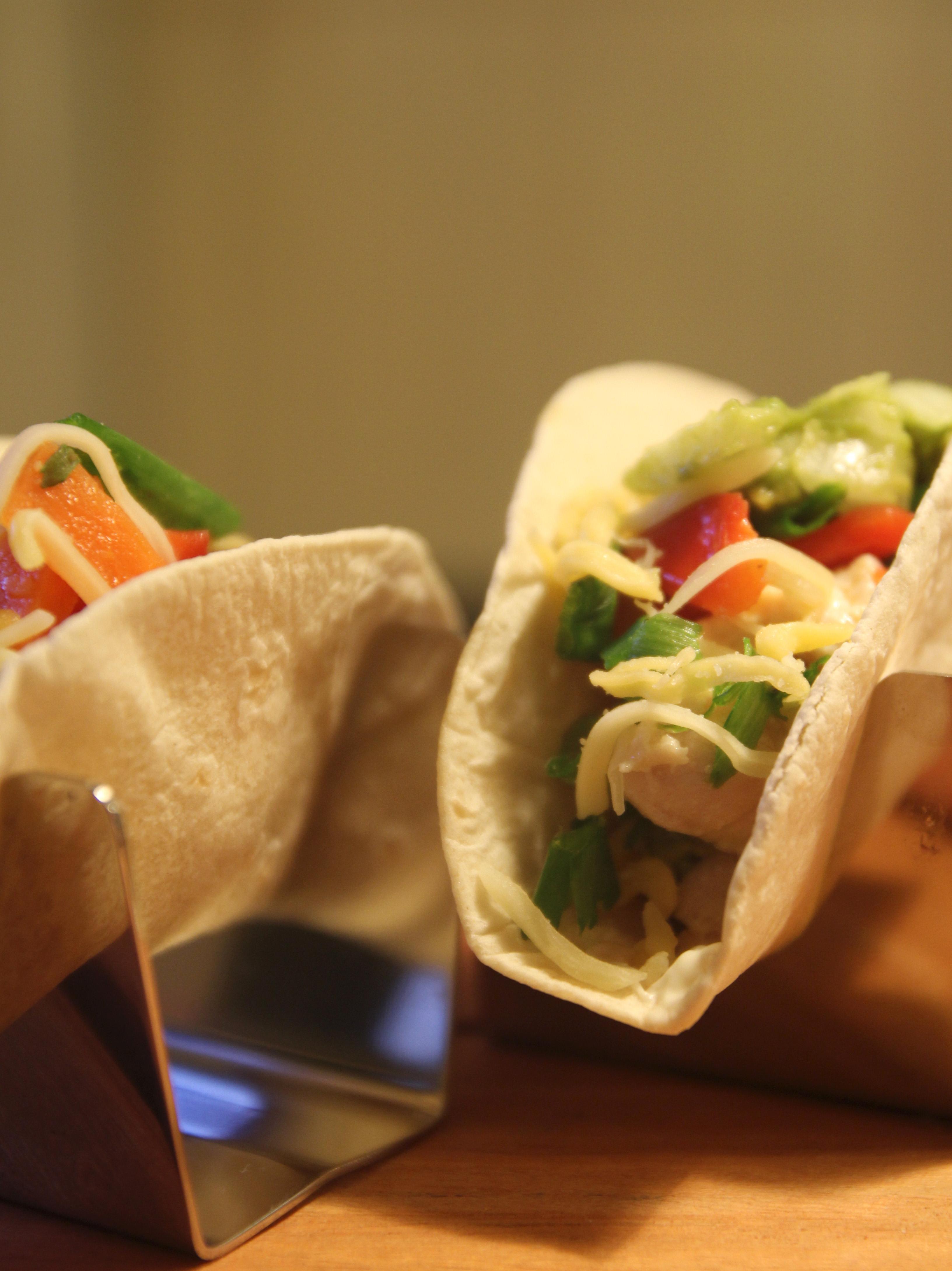 Beef & Chicken Tacos4