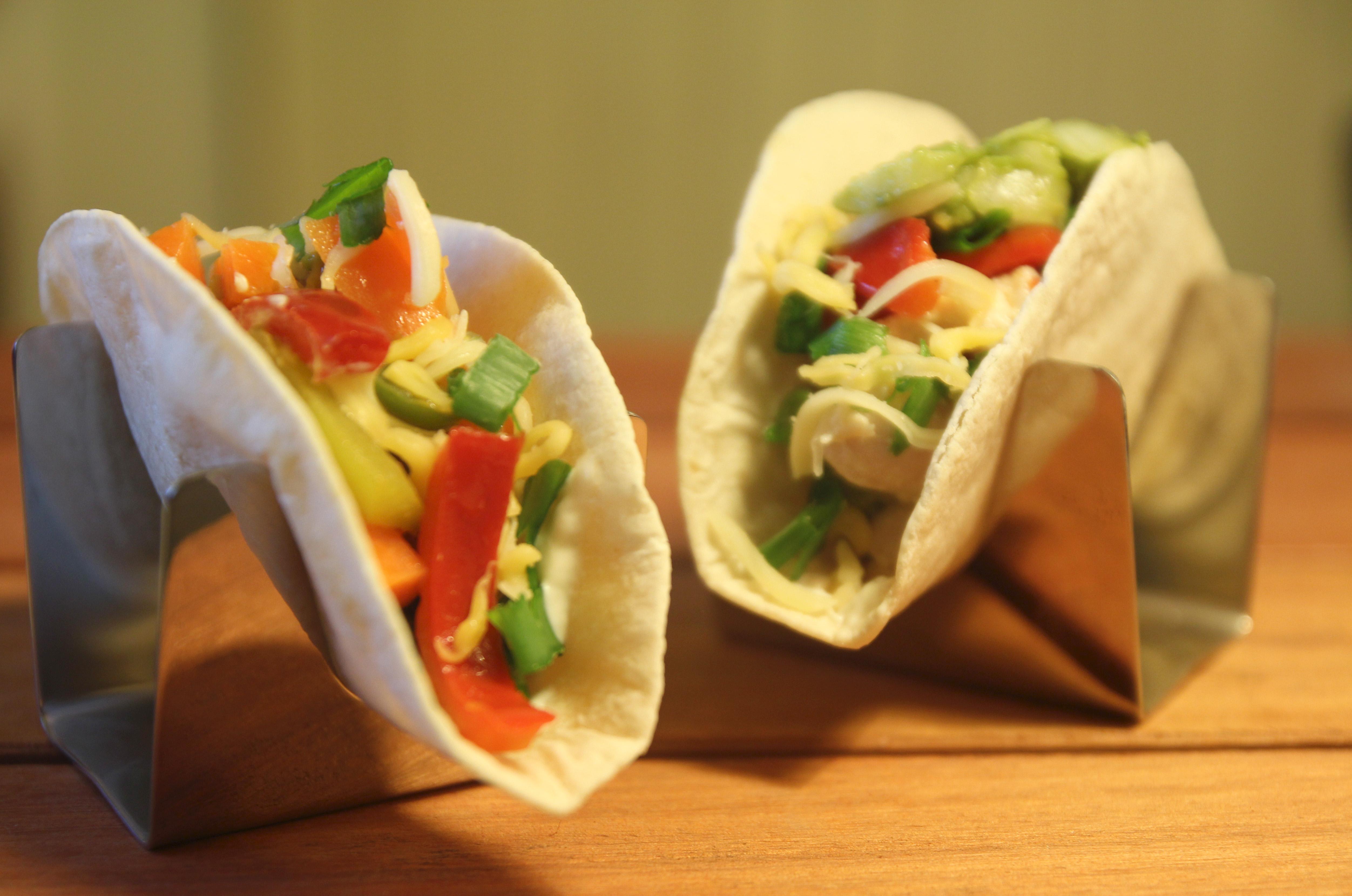 Beef & Chicken Tacos5