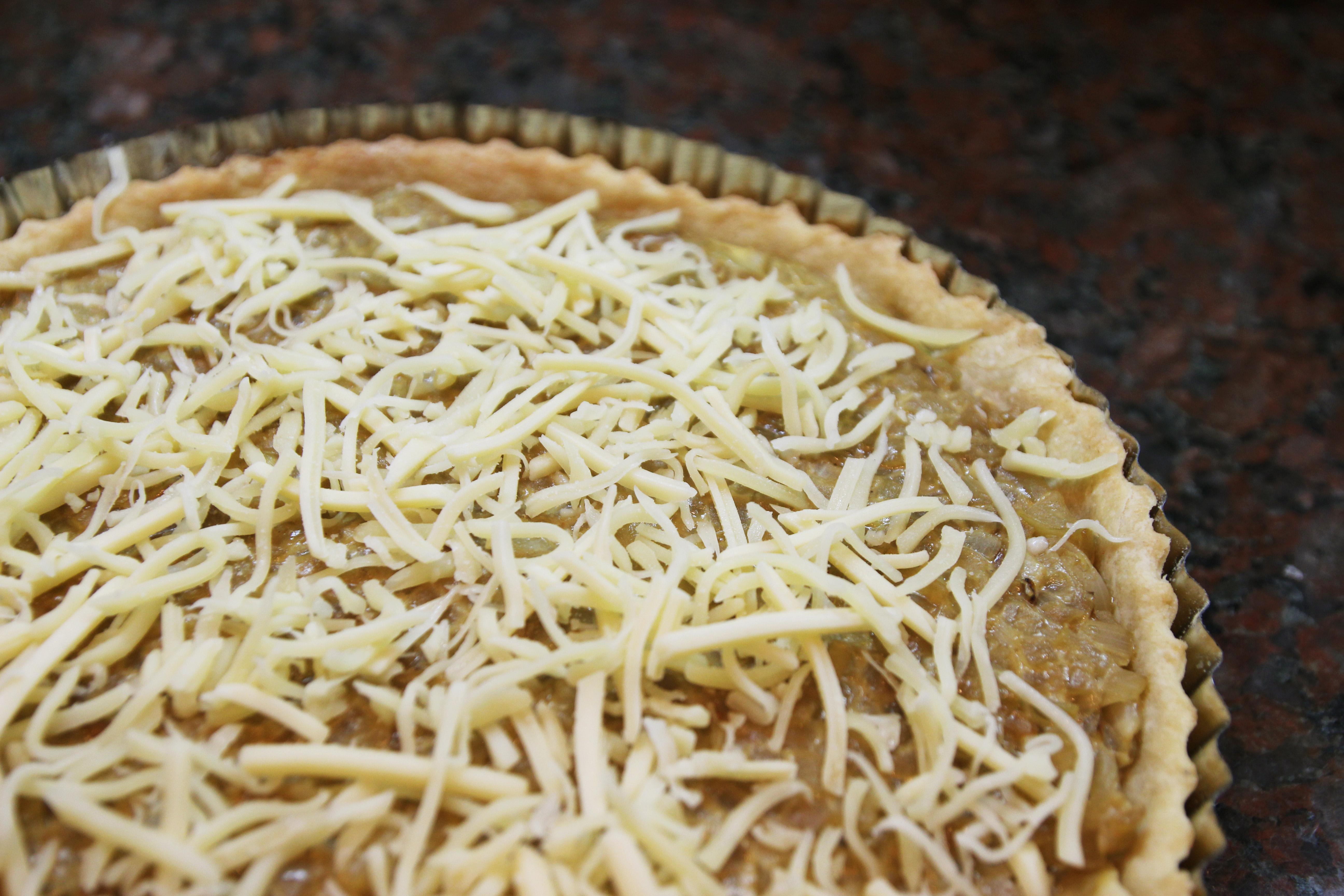 Caramelized Onion Quiche6