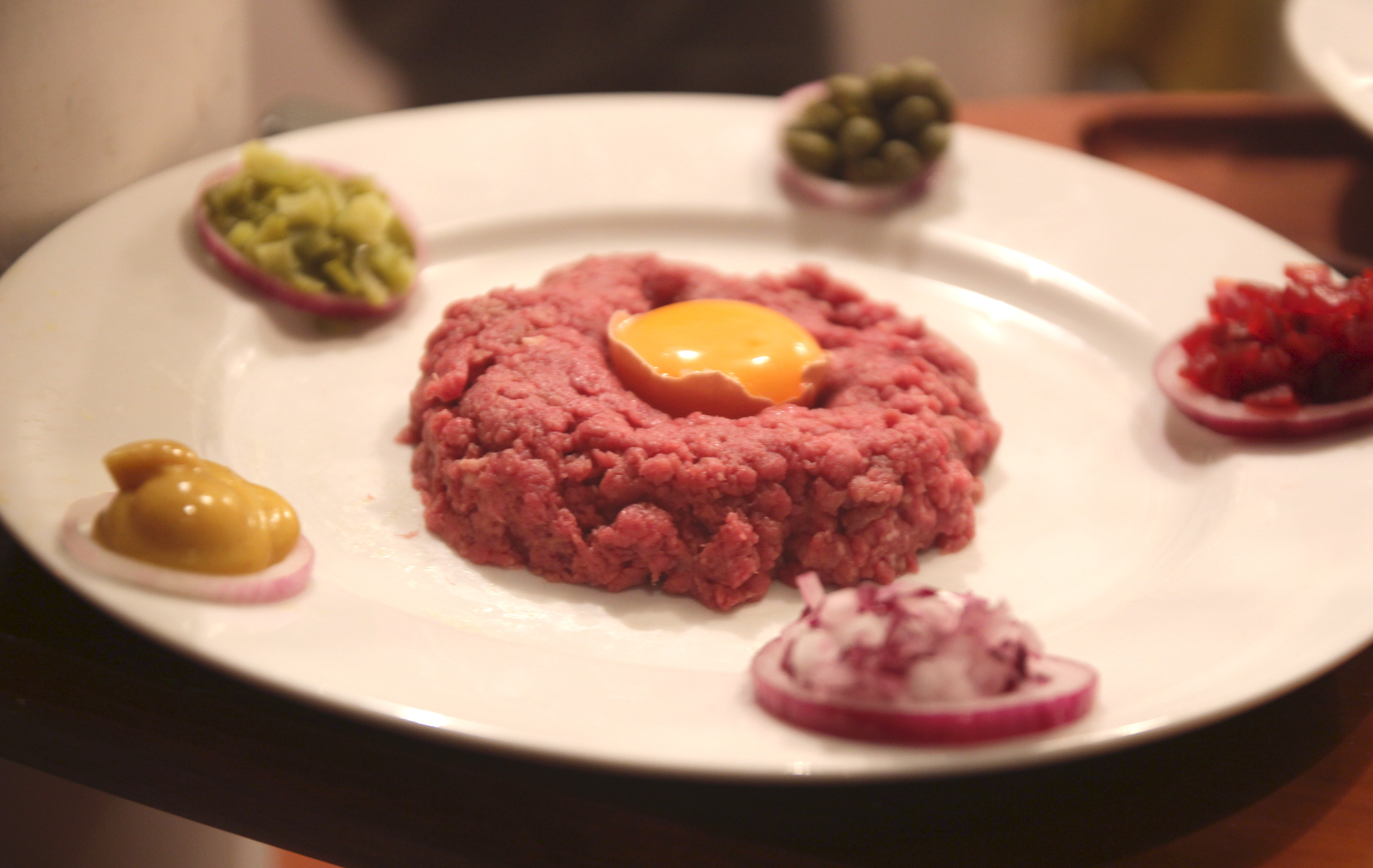 Steak Tartare - A Raw Meat Culinary Adventure - Dish by Dish
