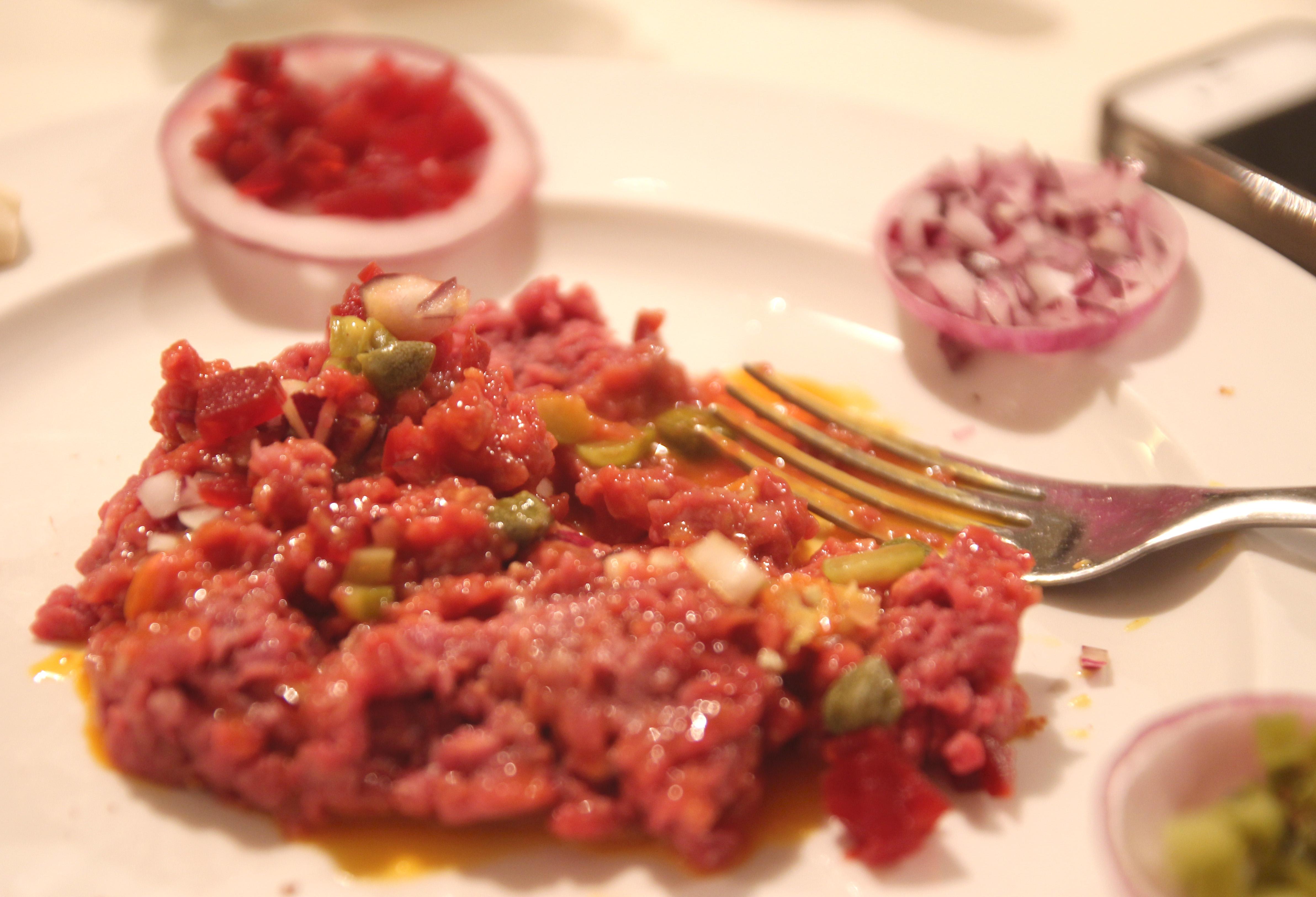 Tartare Steak5