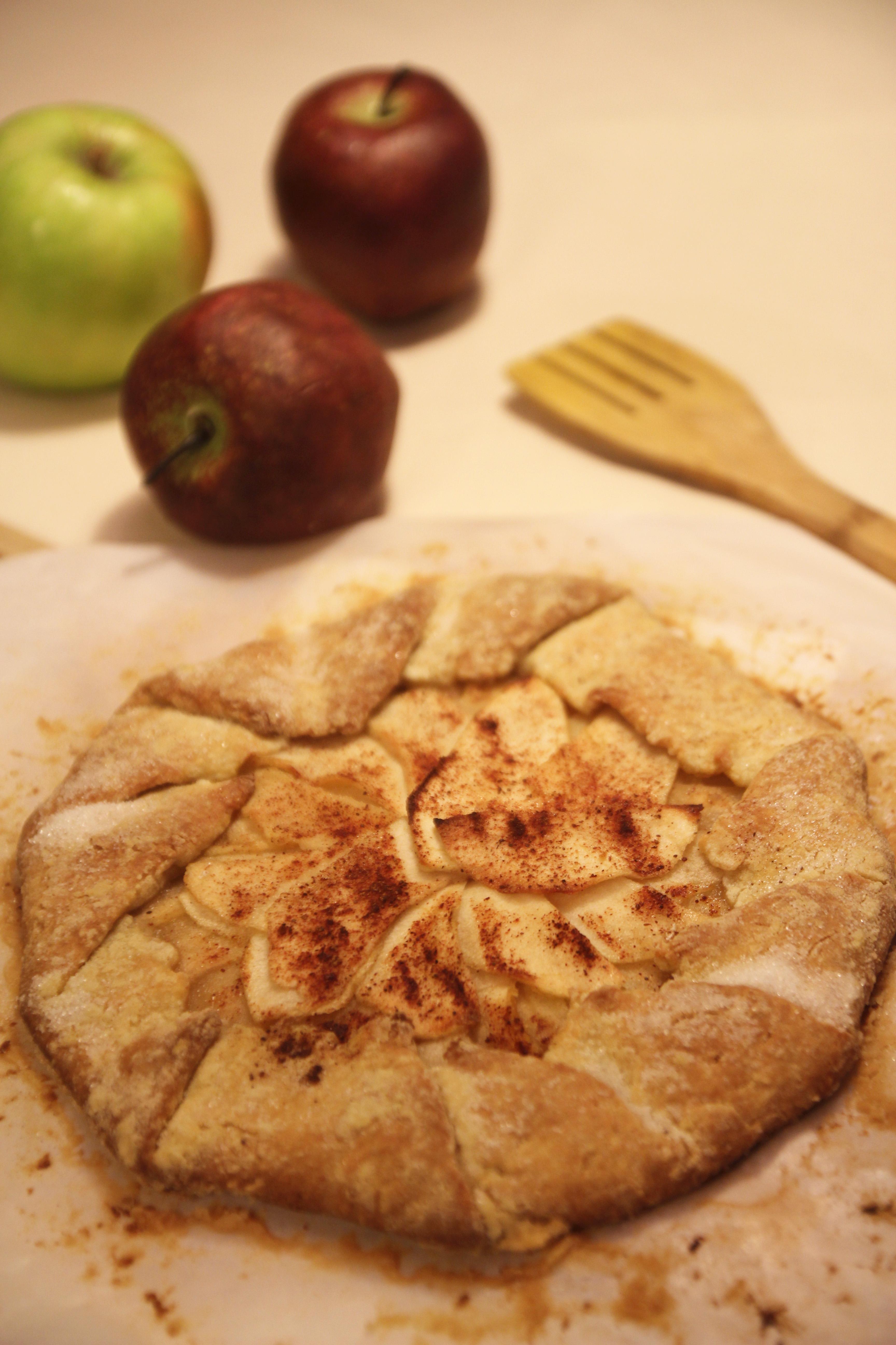 Apple Cinnamon Galette17