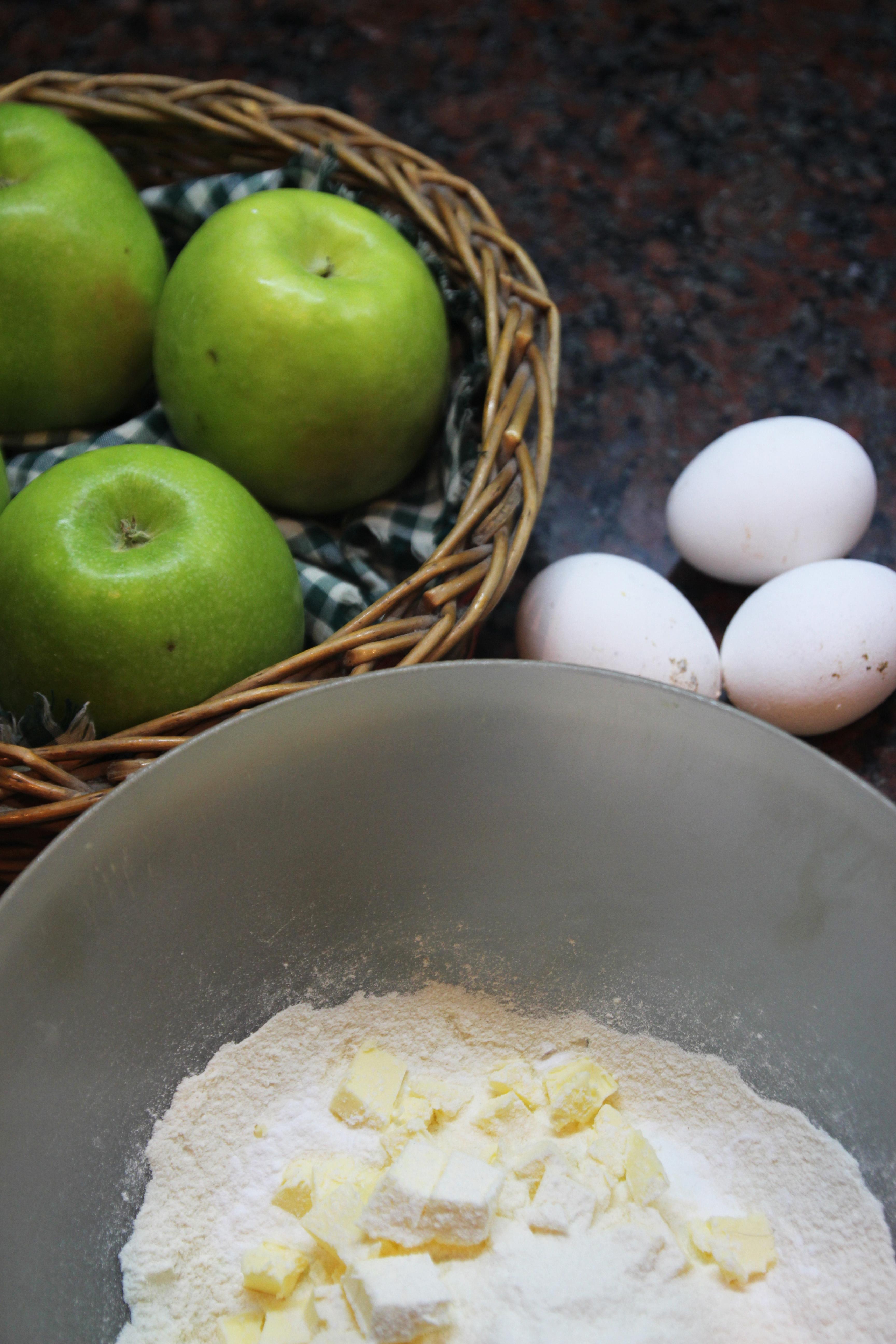 Apple Cinnamon Galette2