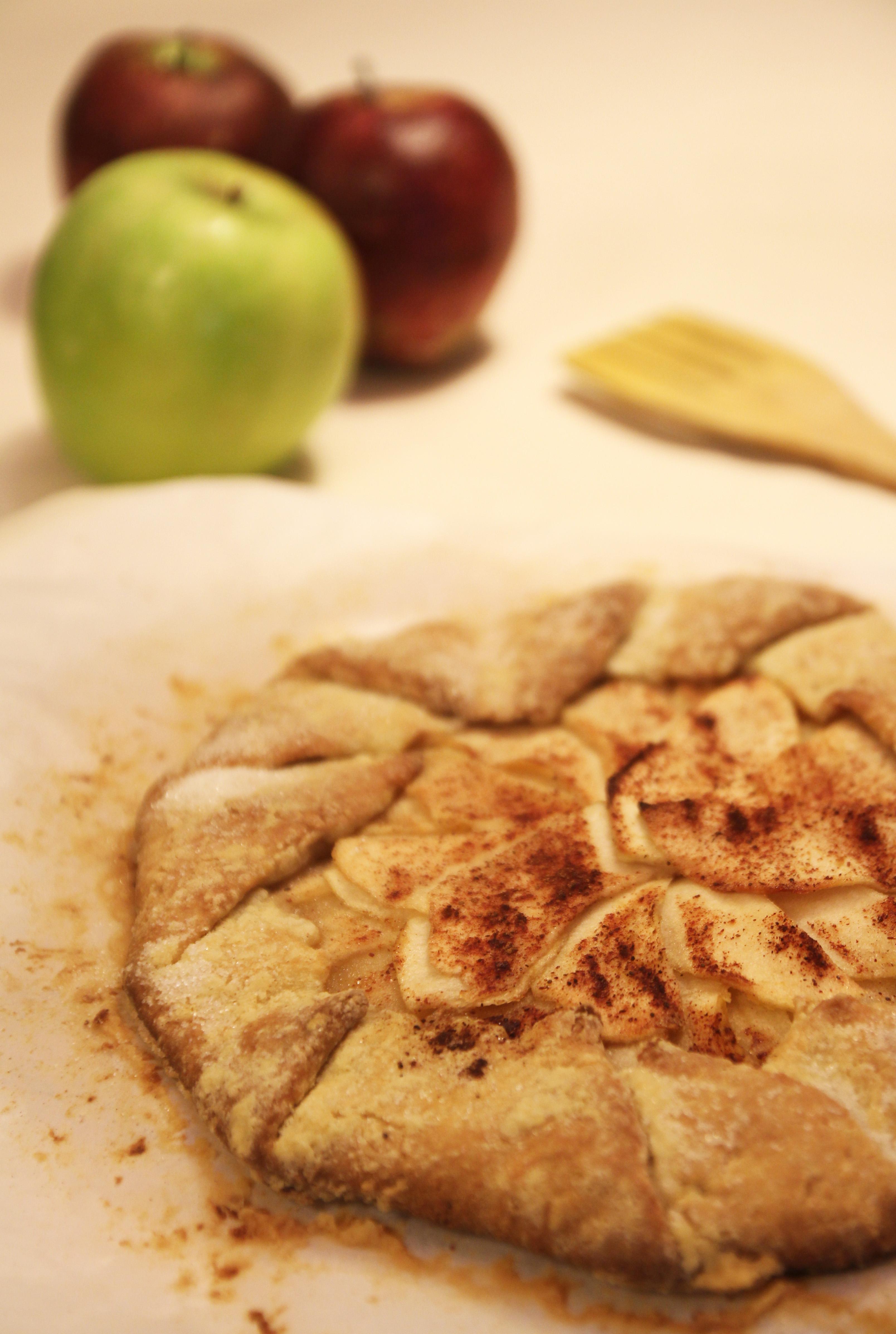 Apple Cinnamon Galette9