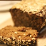 Jackie's Honey Oat Bread + Making each day count