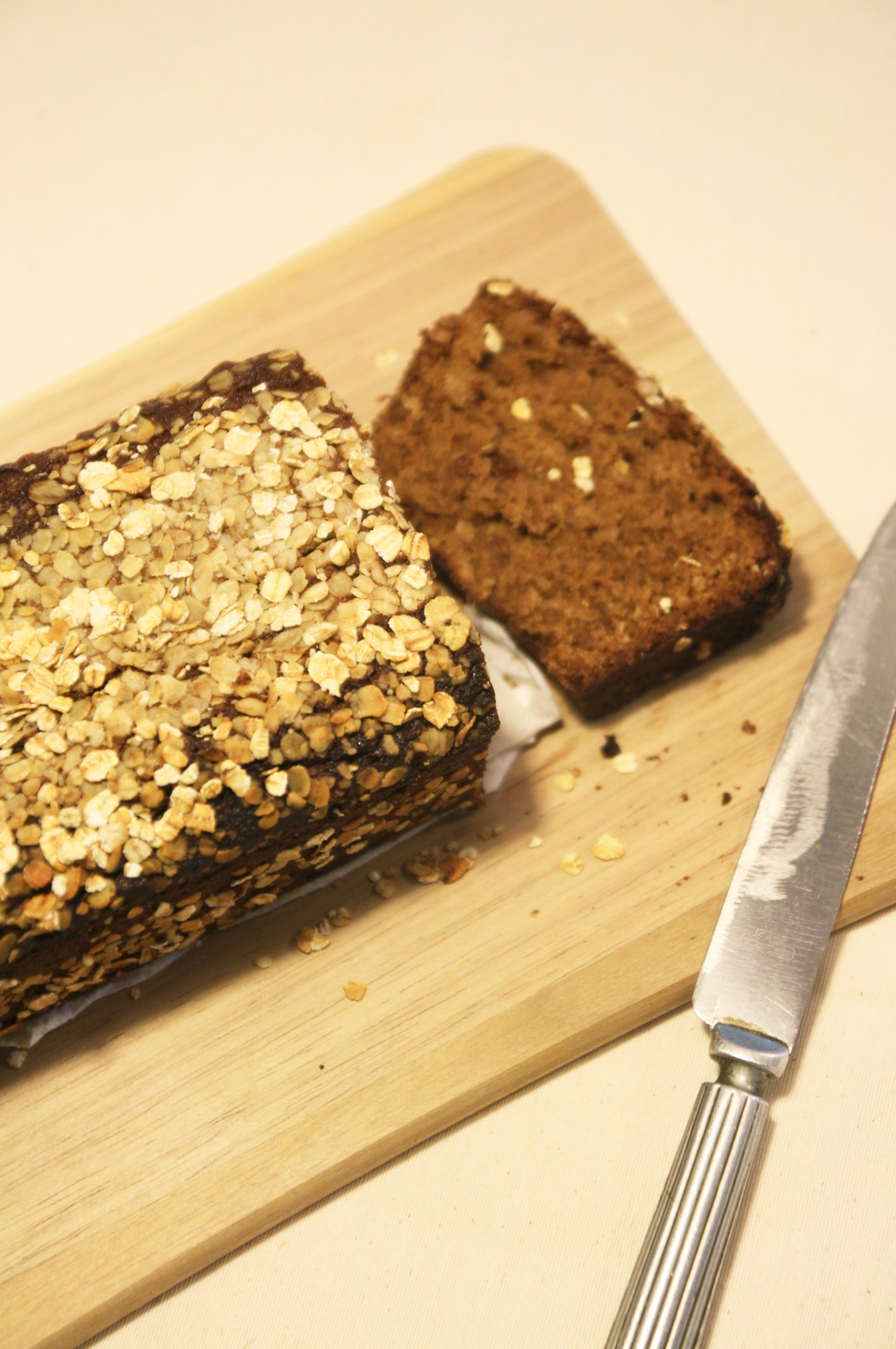 Honey Oat Bread6