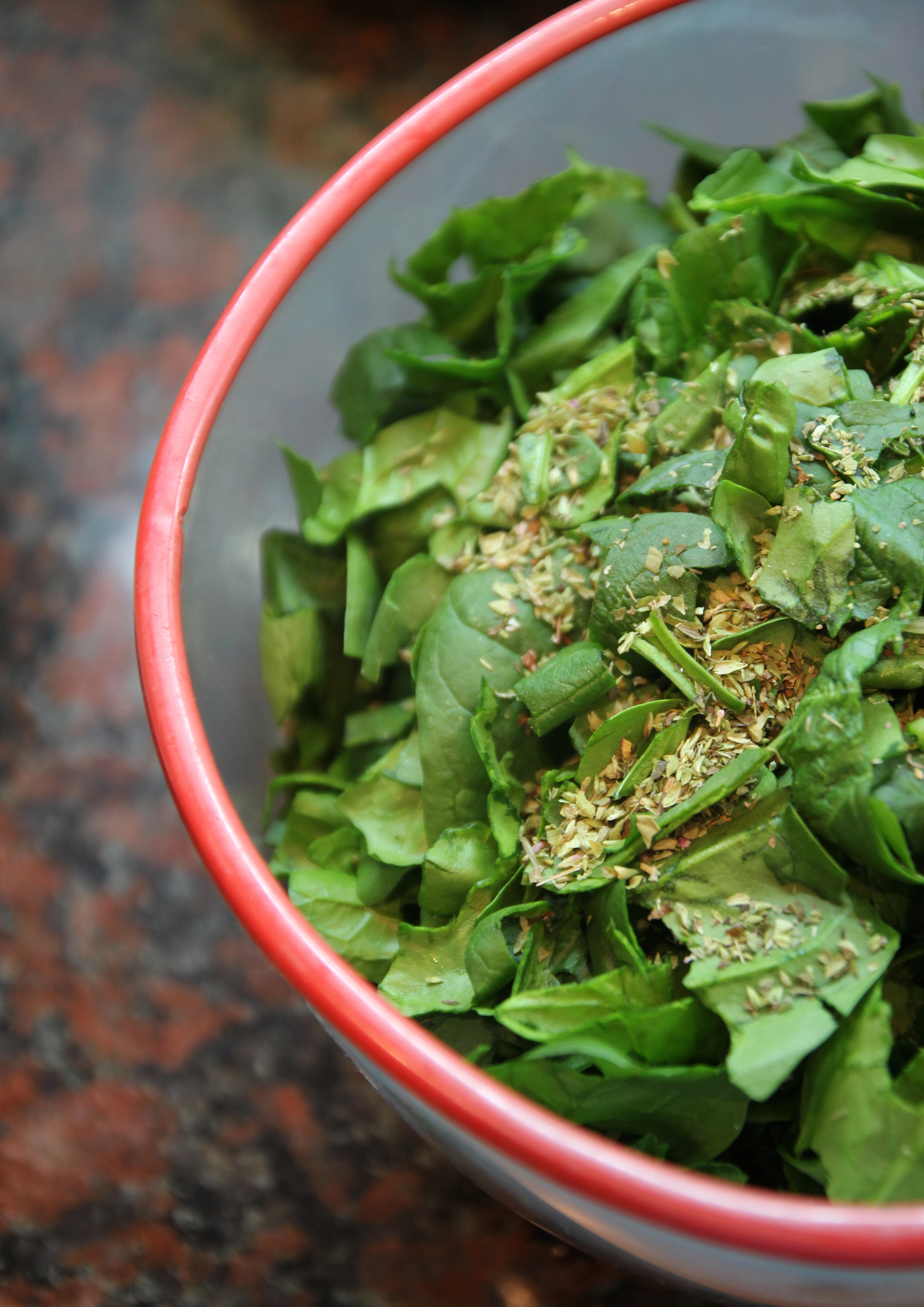 Spring Onion & Spinach Pancakes9