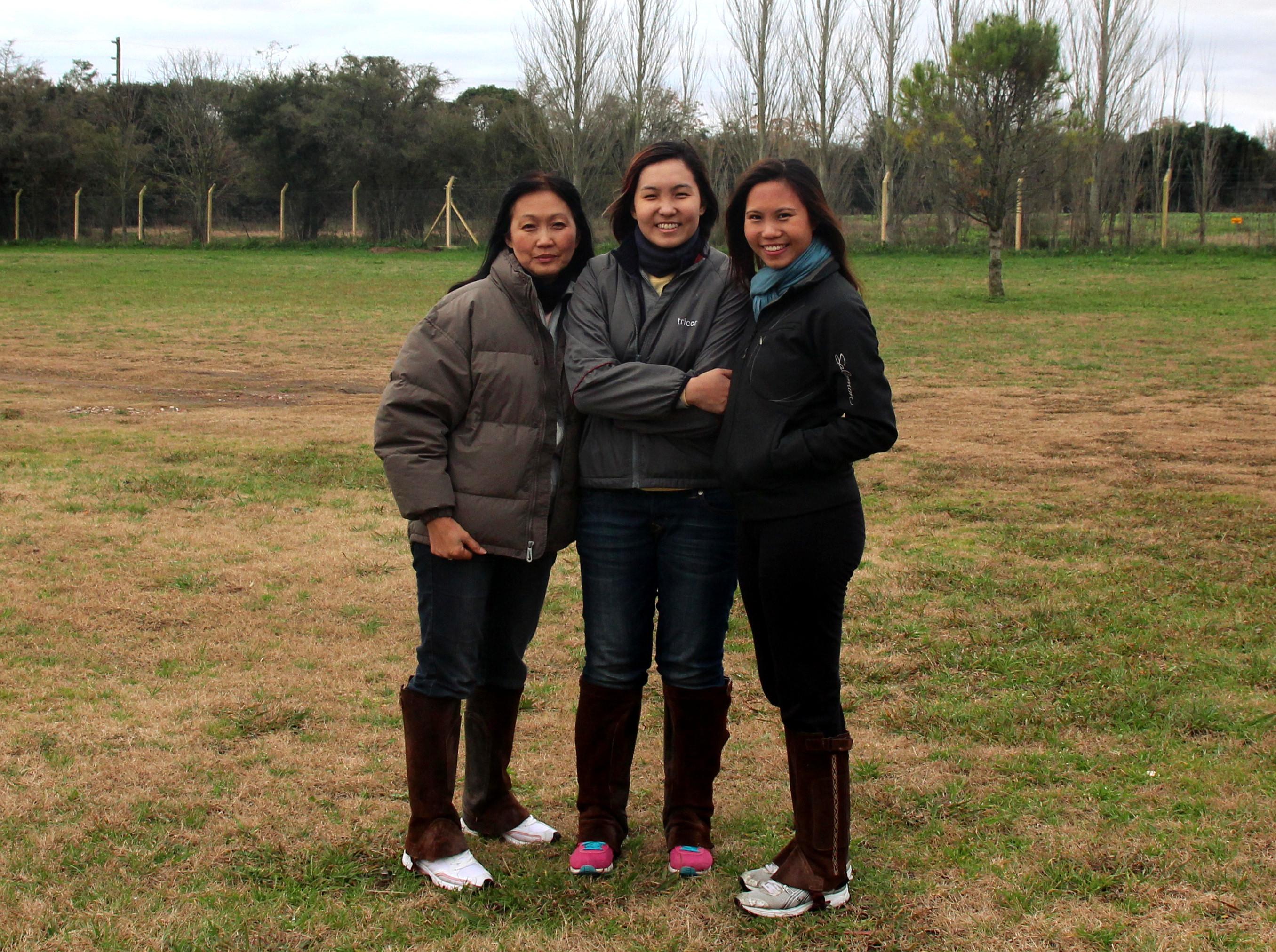 Mummy, Val & I