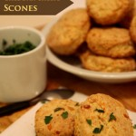 Cheddar Cheese Scones + Yes, I'd do it all over again