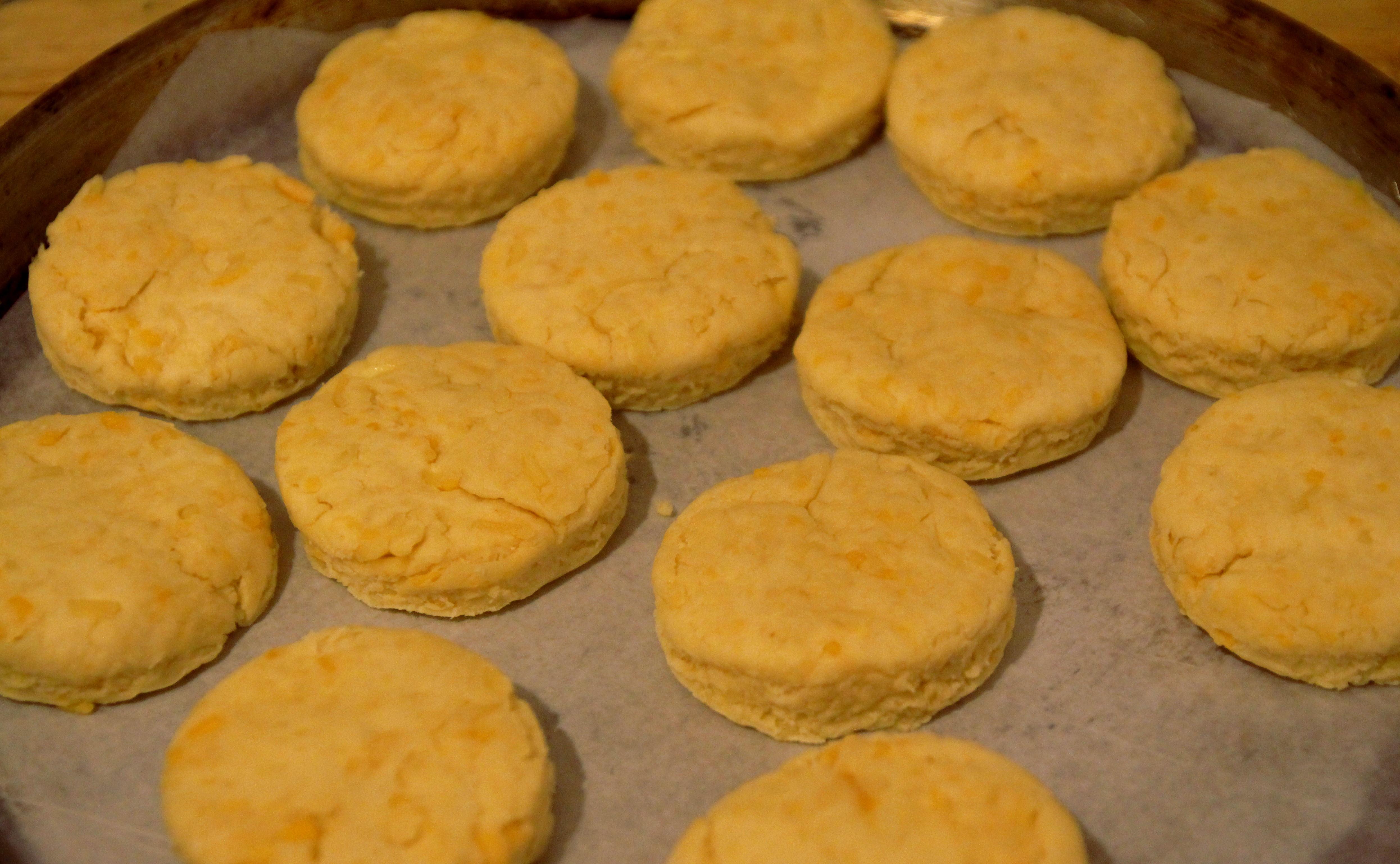 Cheddar Cheese Scones4