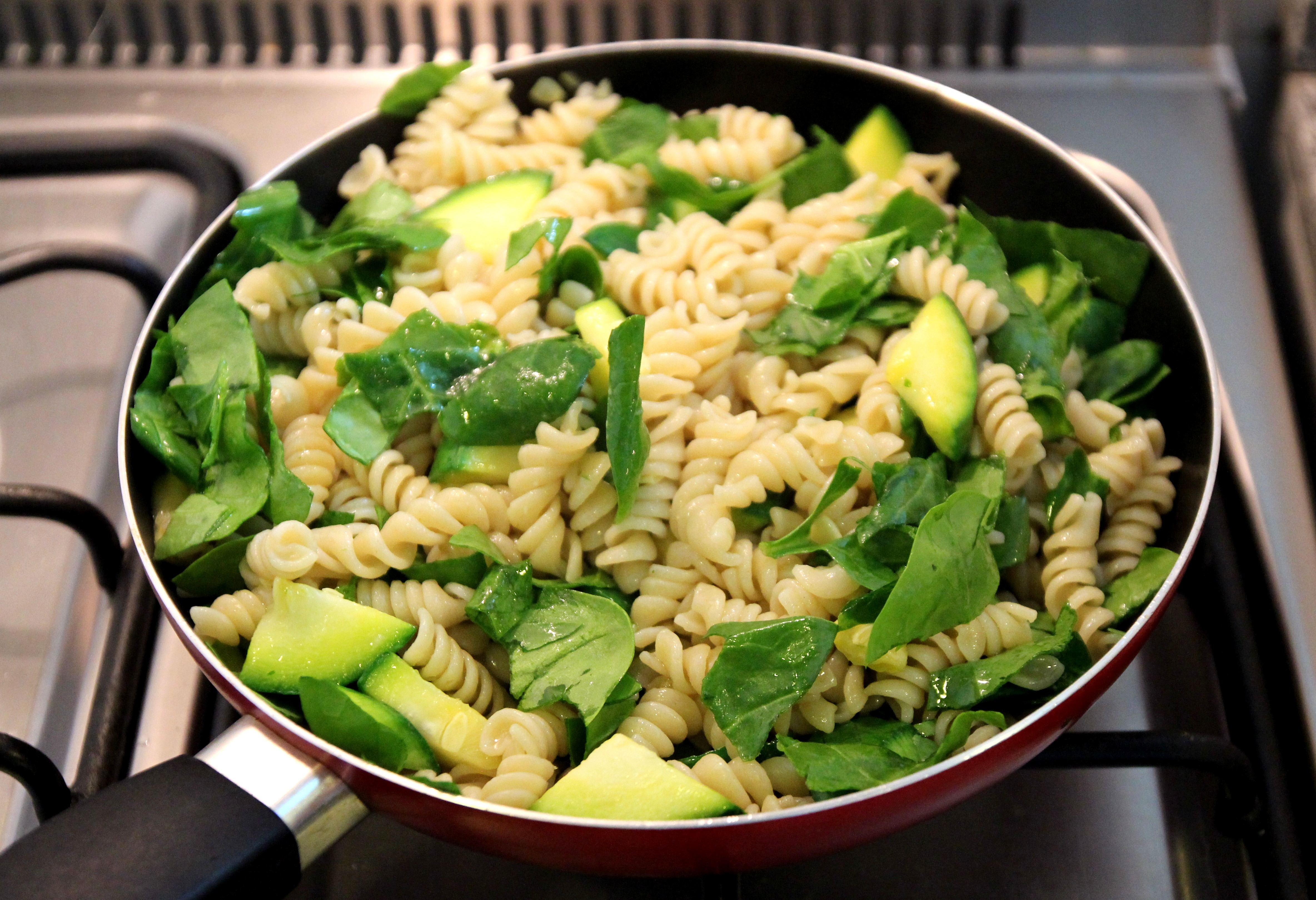 Colorful Vegetable Pasta Salad6