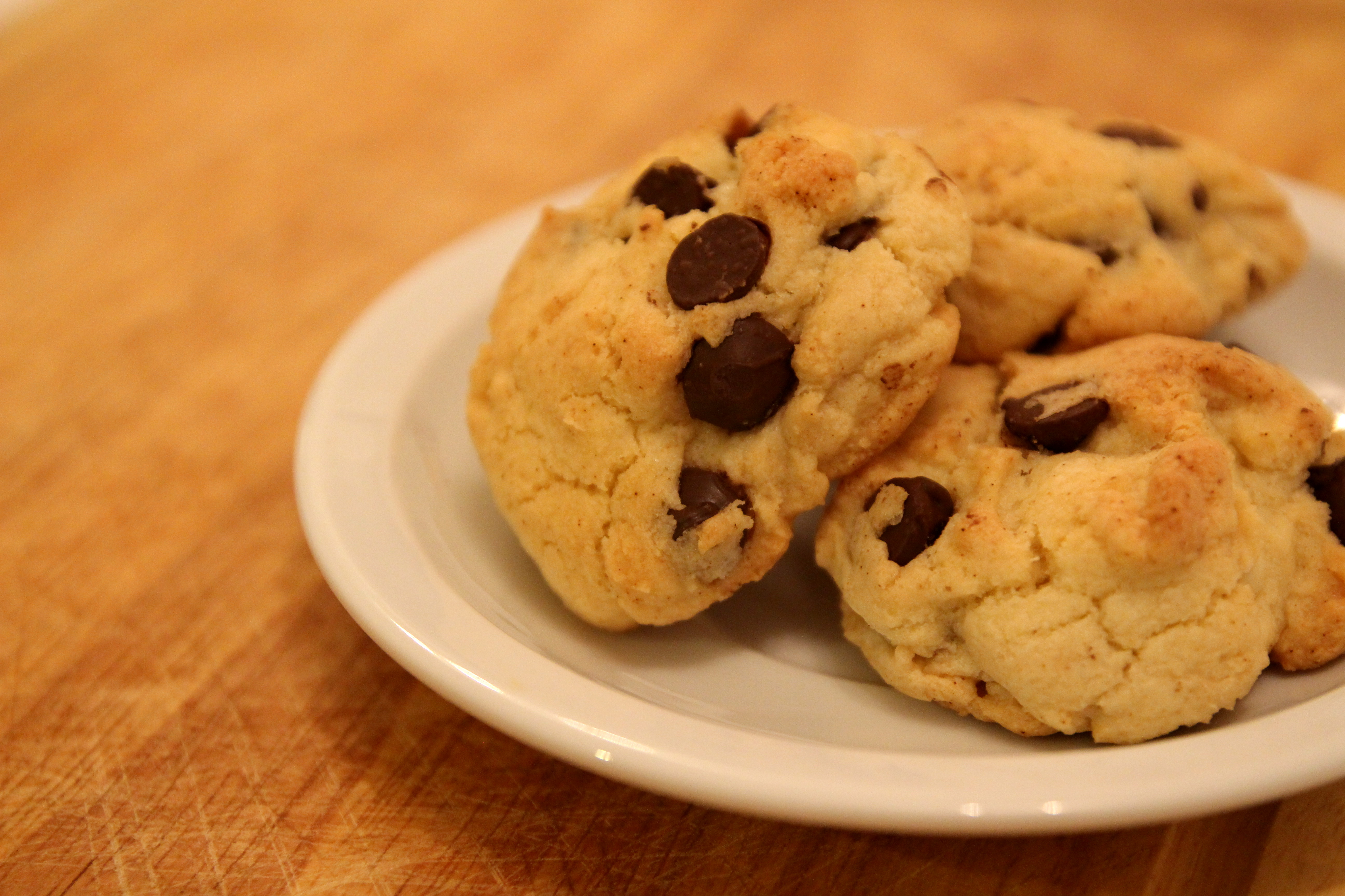 Thick & Chewy Chocolate Chip Cookies11