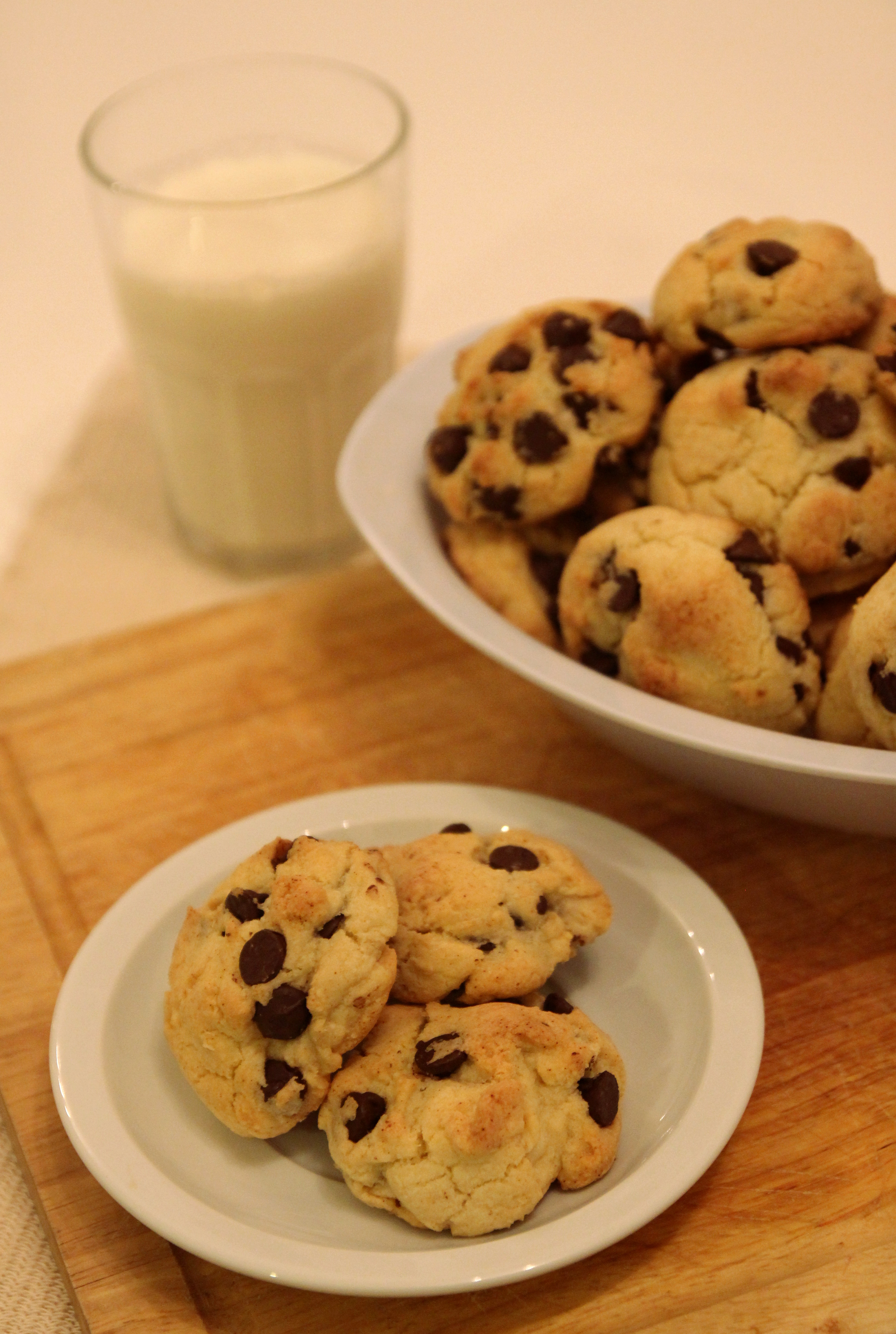 Thick & Chewy Chocolate Chip Cookies14