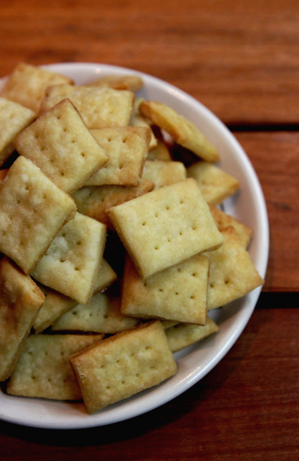Parmesan Cream Crackers7