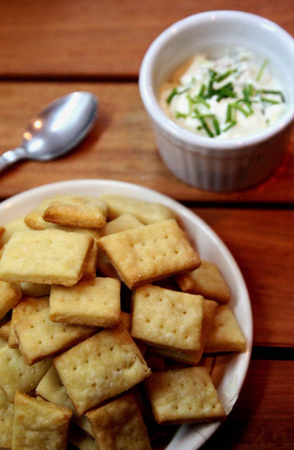 Parmesan Cream Crackers9