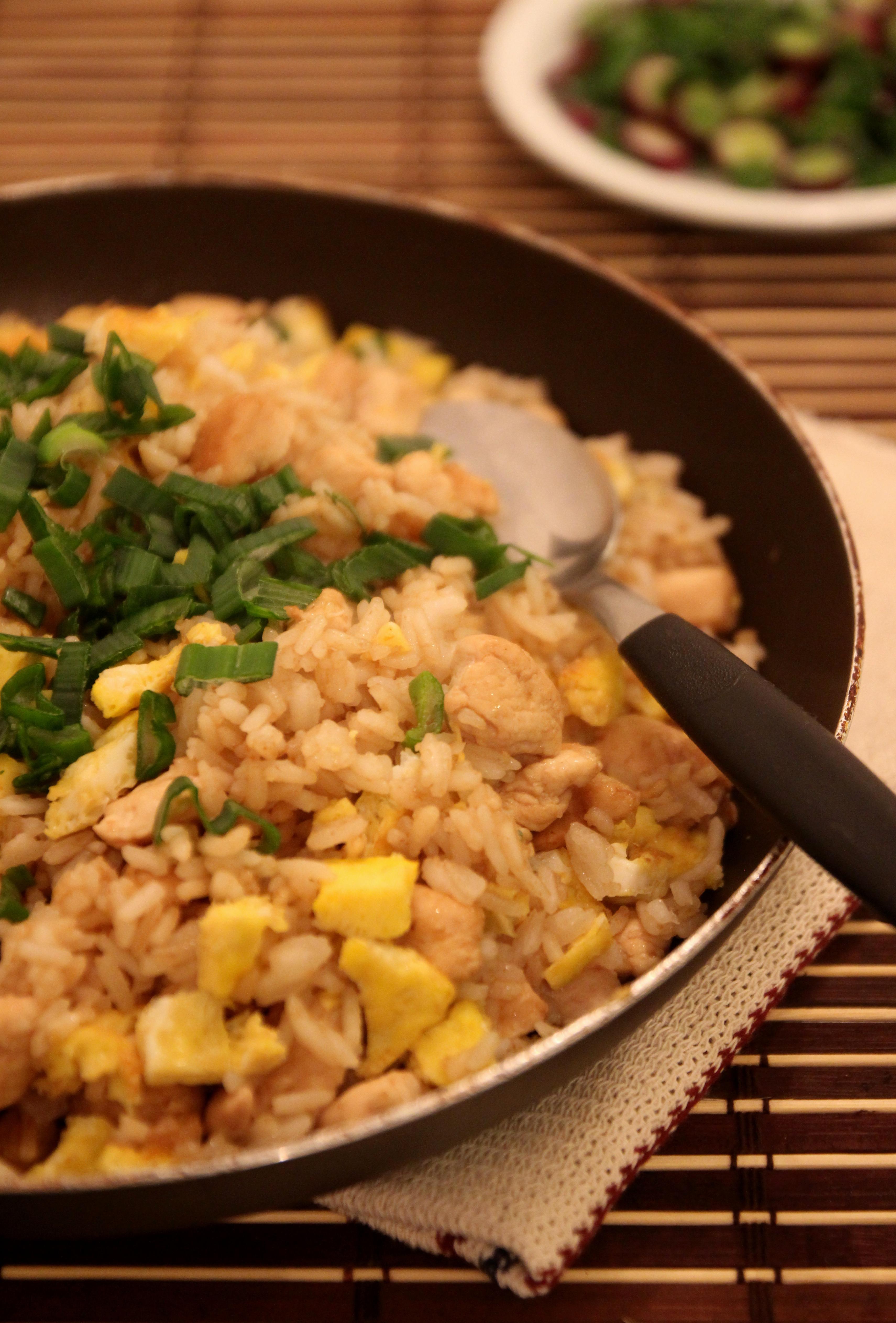 Chicken Fried Rice13