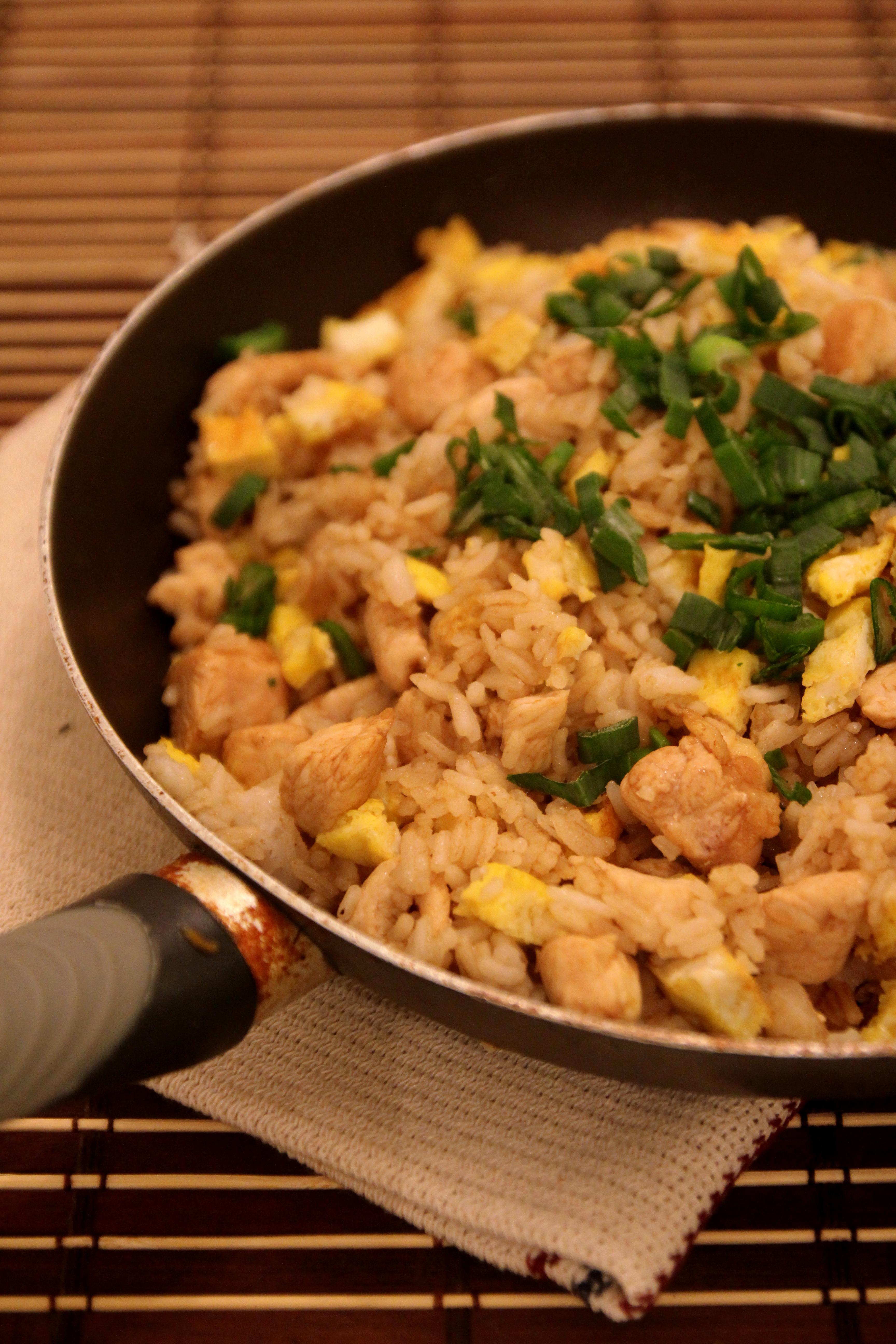 Chicken Fried Rice15