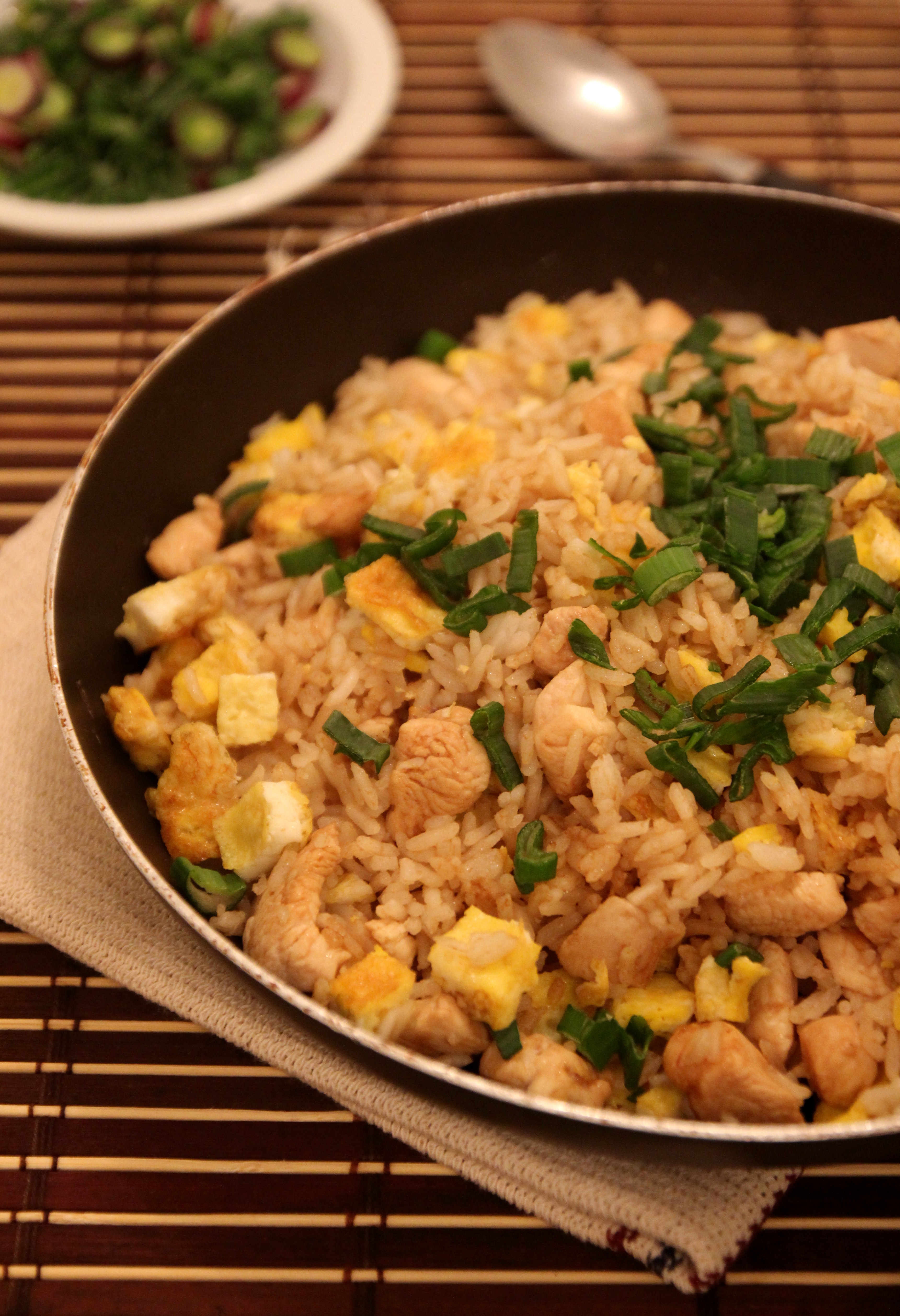 Chicken Fried Rice17