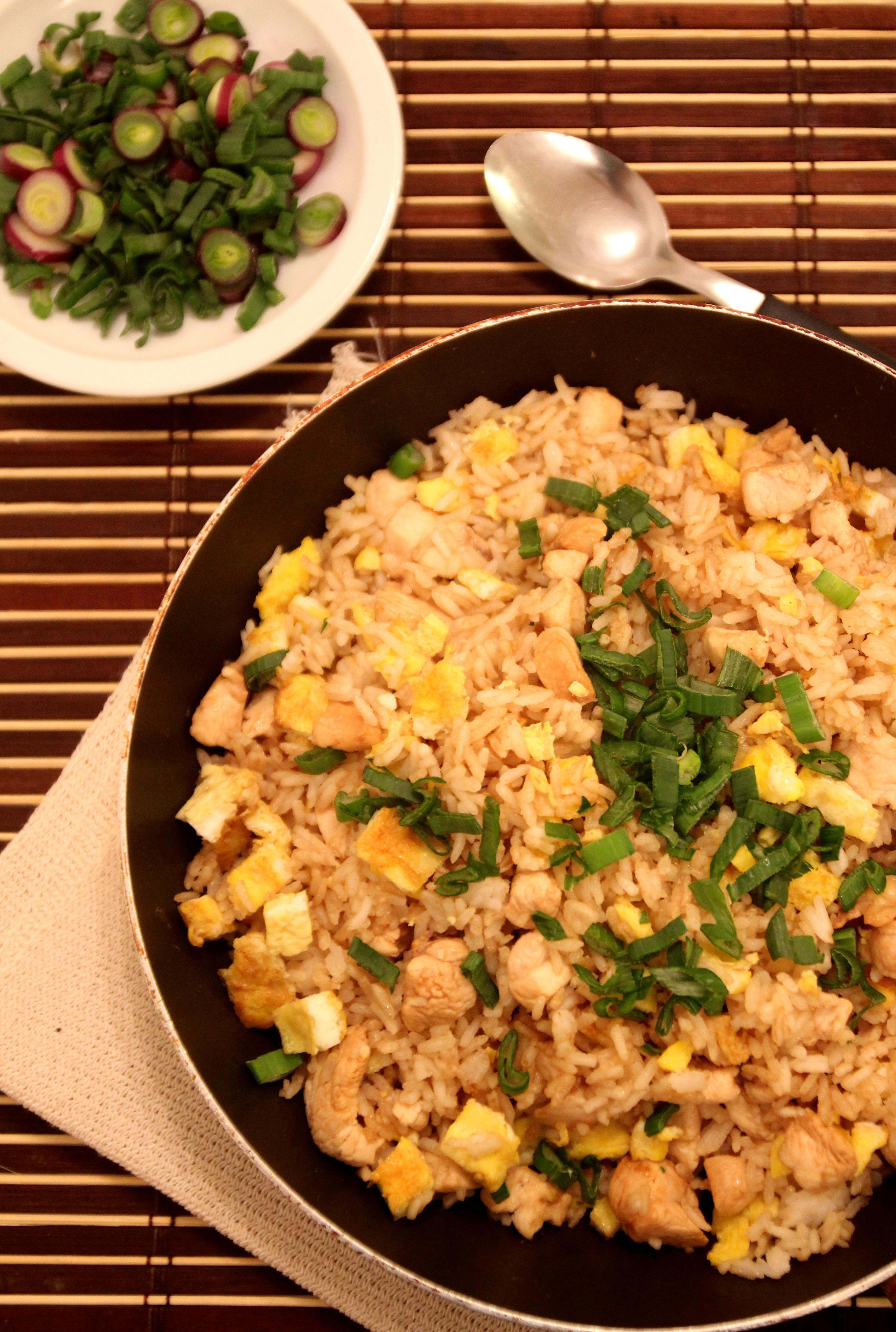 Chicken Fried Rice19