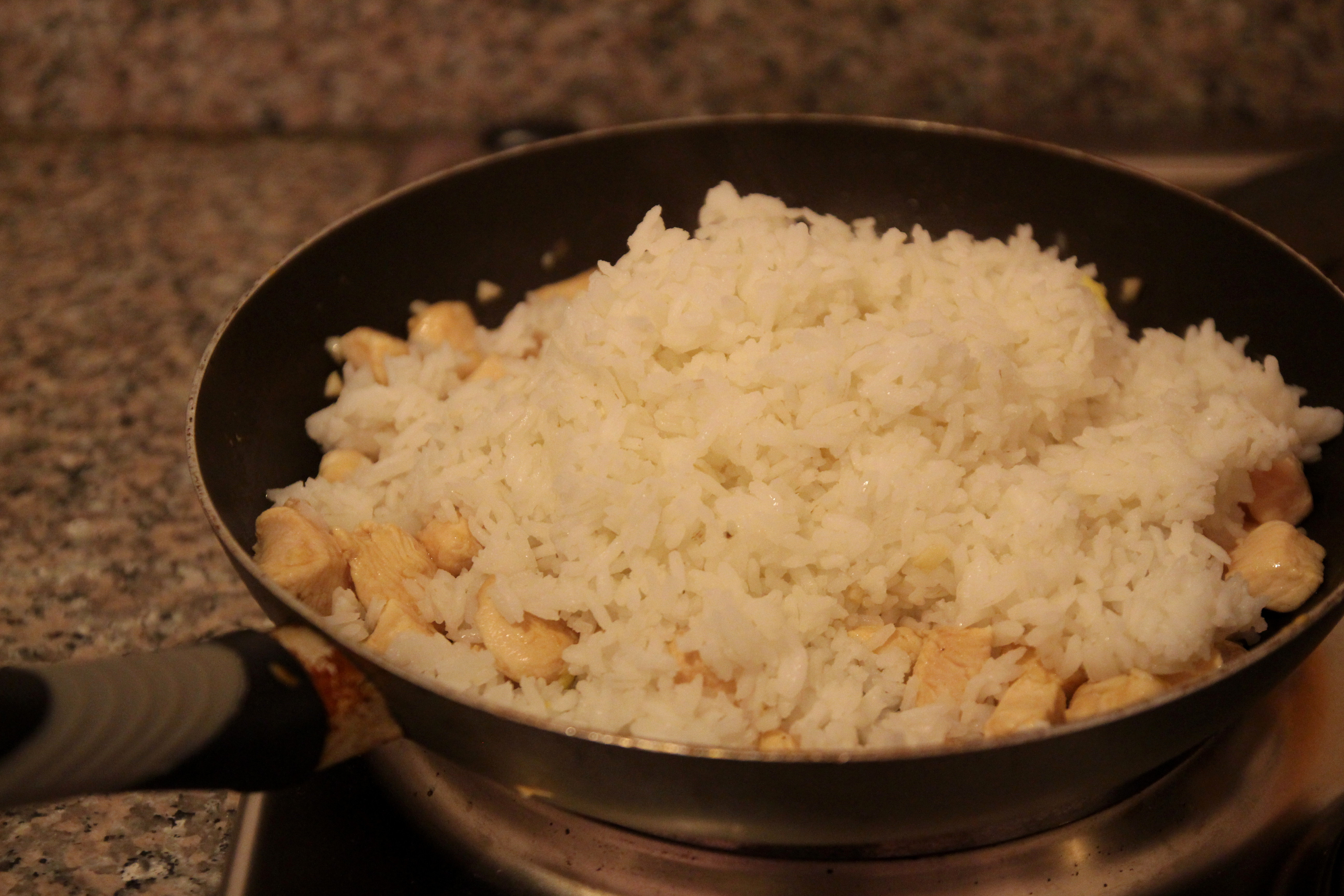 Chicken Fried Rice8