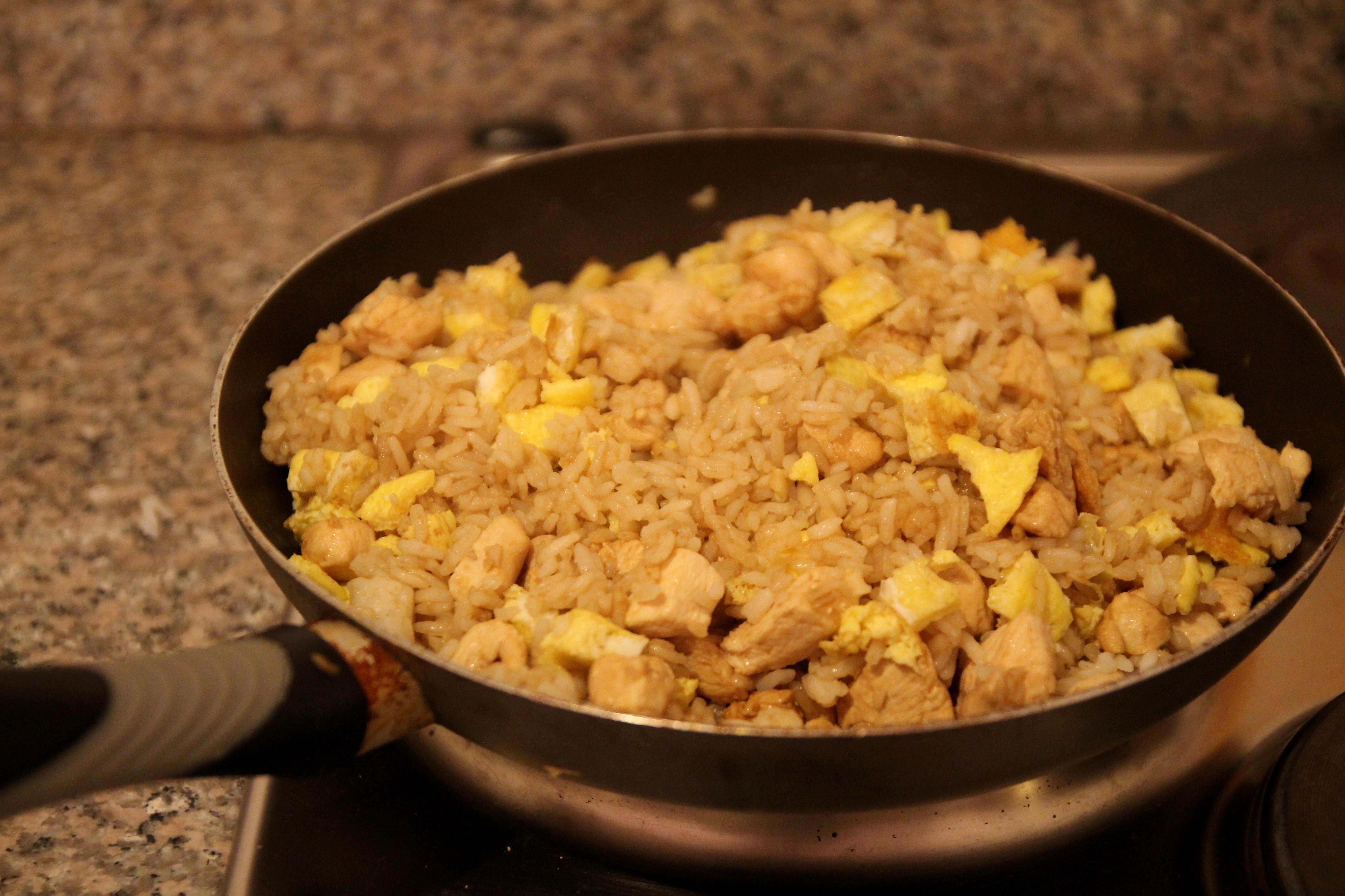 Chicken Fried Rice9