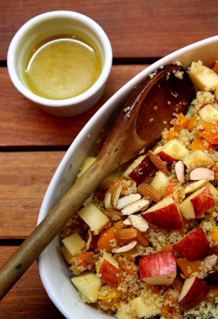 Apple, Butternut Squash and Quinoa Salad11