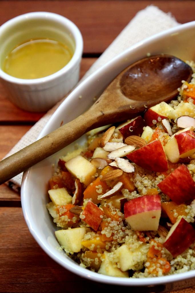 Apple, Butternut Squash and Quinoa Salad15