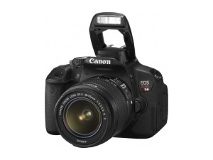 Canon EOS Rebel T4i 18.0 MP DSLR