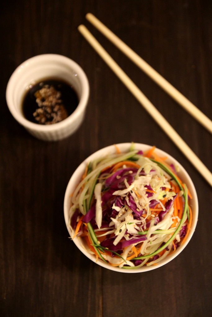 Asian Slaw with Sesame Soy Dressing3