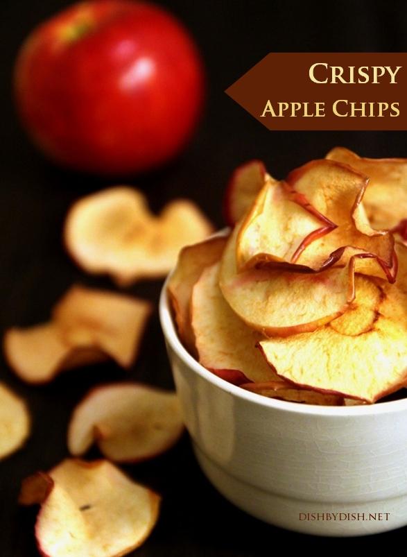 Crispy Apple Chips1