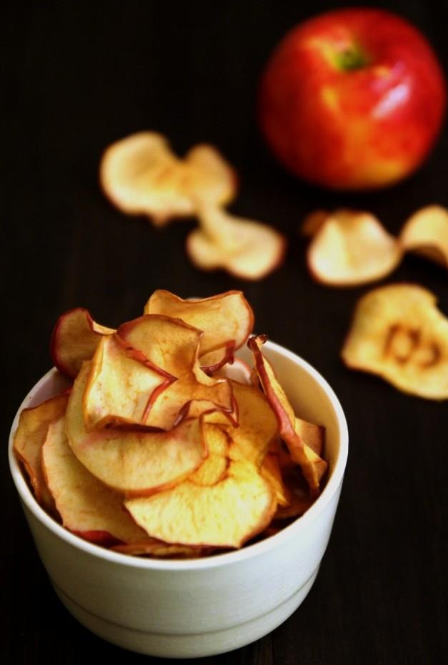 Crispy Apple Chips3