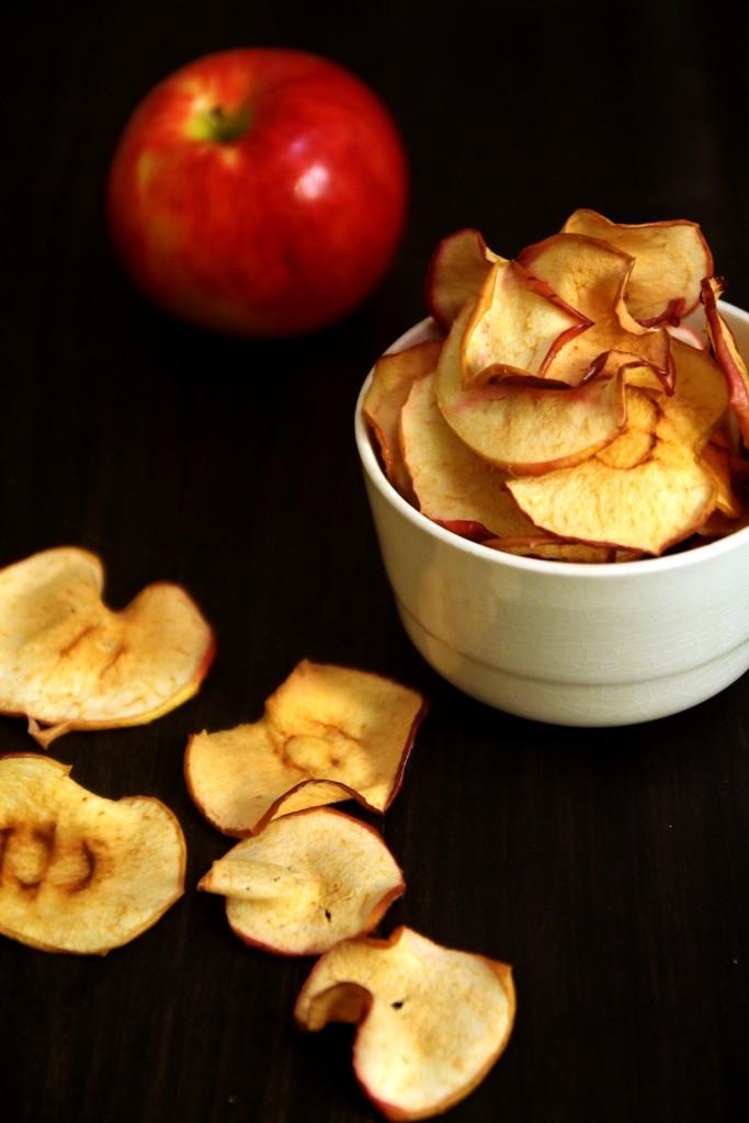 Crispy Apple Chips4