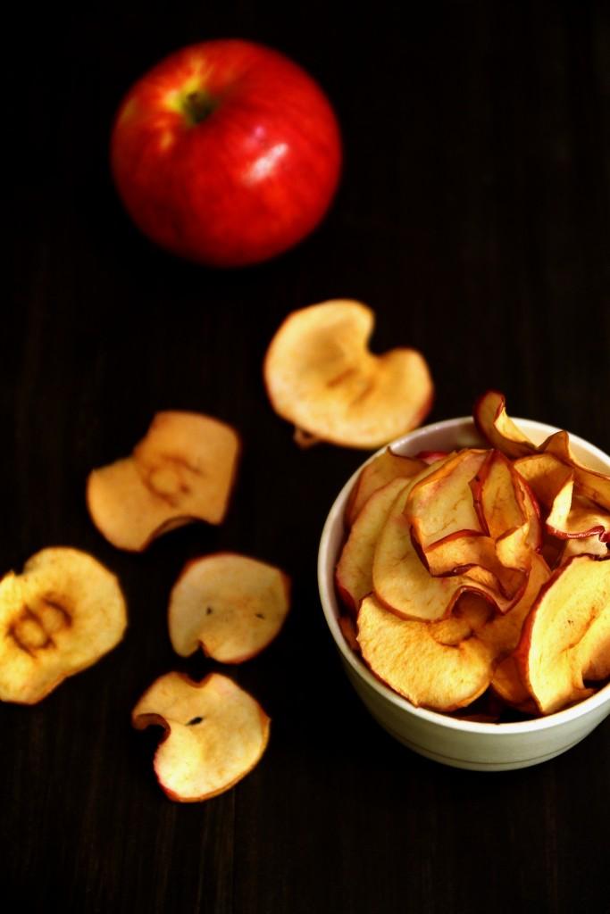 Crispy Apple Chips6